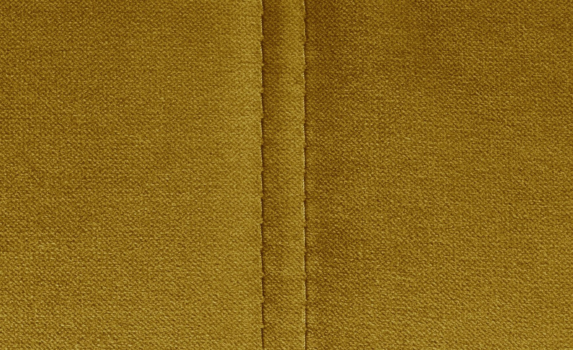 smart Sofa gelb - Mikrofaser Geradine ¦ gelb ¦ Maße (cm): B: 178 H: 83 T: 91 Polstermöbel > Sofas > 2-Sitzer - Höffner