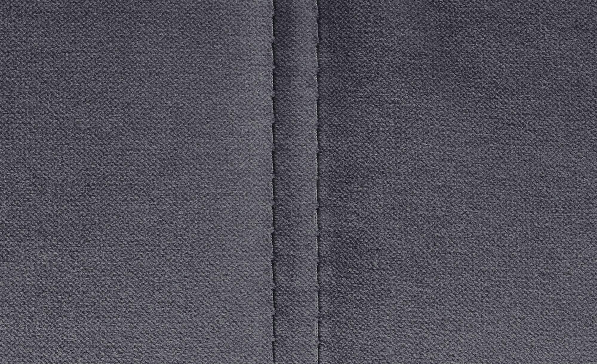 smart Sofa anthrazit - Mikrofaser Geradine ¦ beige ¦ Maße (cm): B: 177 H: 93 T: 92 Polstermöbel > Sofas > 2-Sitzer - Höffner