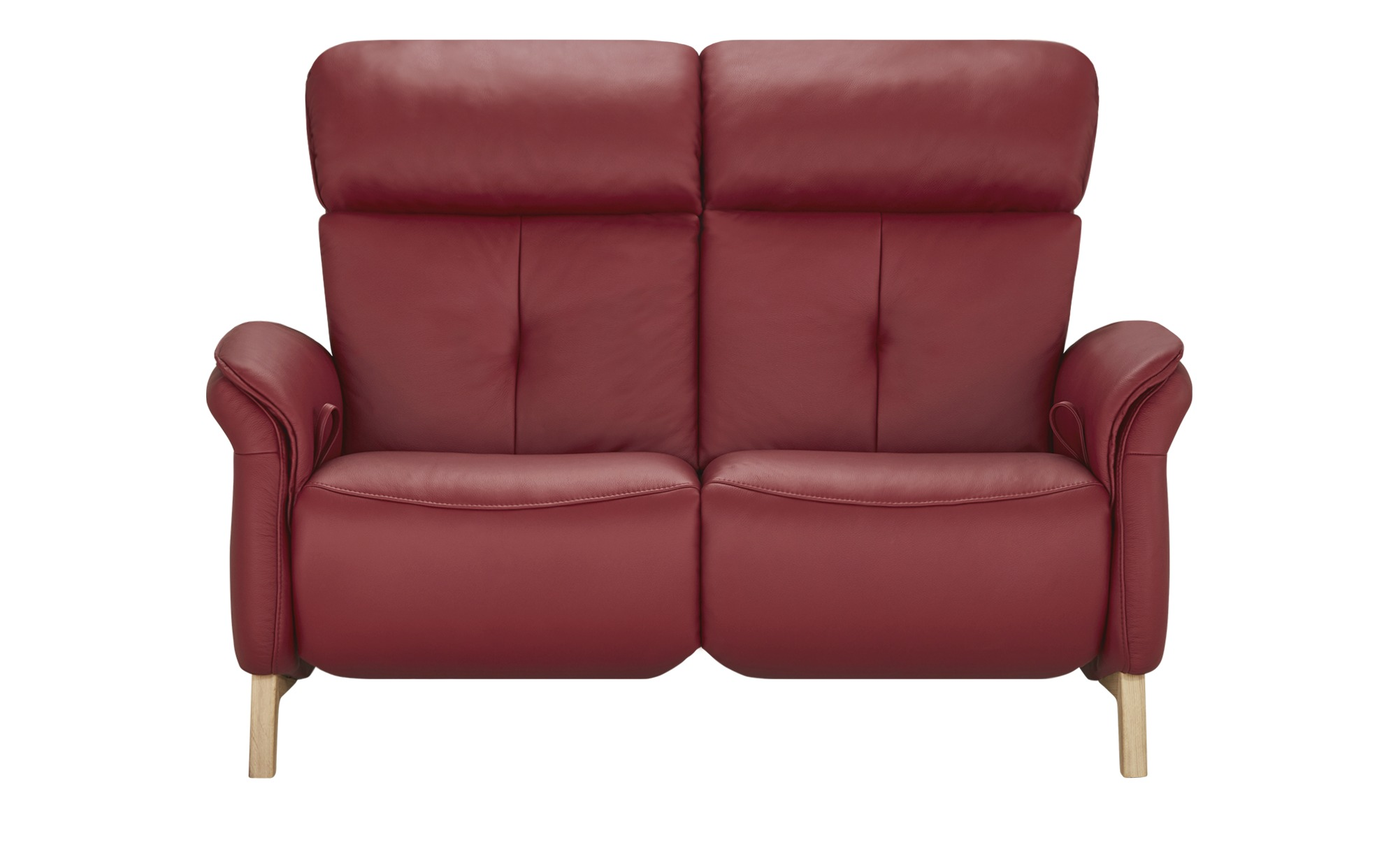 himolla Einzelsofa  4708 ¦ rot ¦ Maße (cm): B: 147 H: 97 T: 106 Polstermöbel > Sofas > 2-Sitzer - Höffner