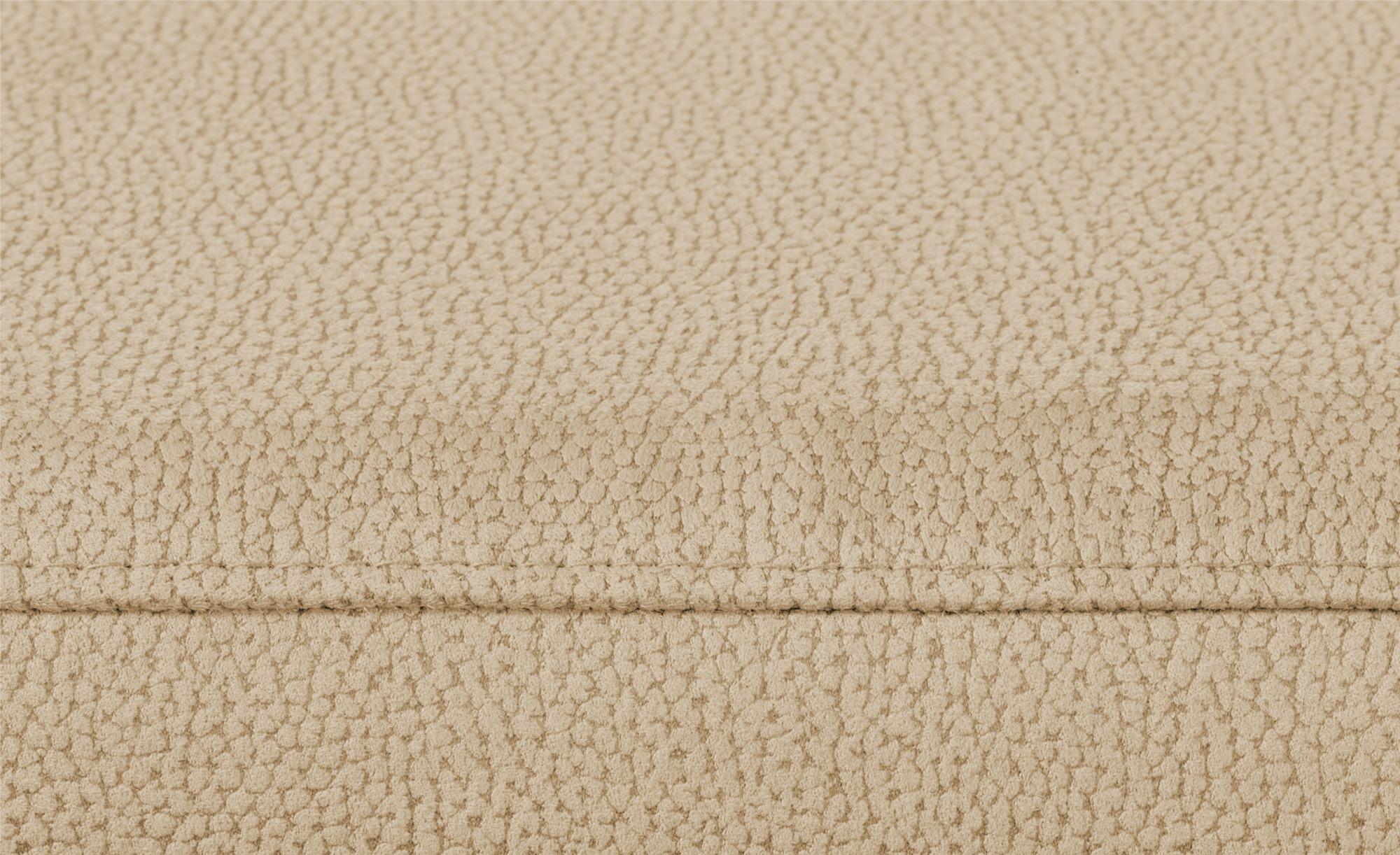 meinSofa Wohnlandschaft beige - Mikrofaser Rita ¦ beige ¦ Maße (cm): H: 91 Polstermöbel > Sofas > Wohnlandschaften - Höffner