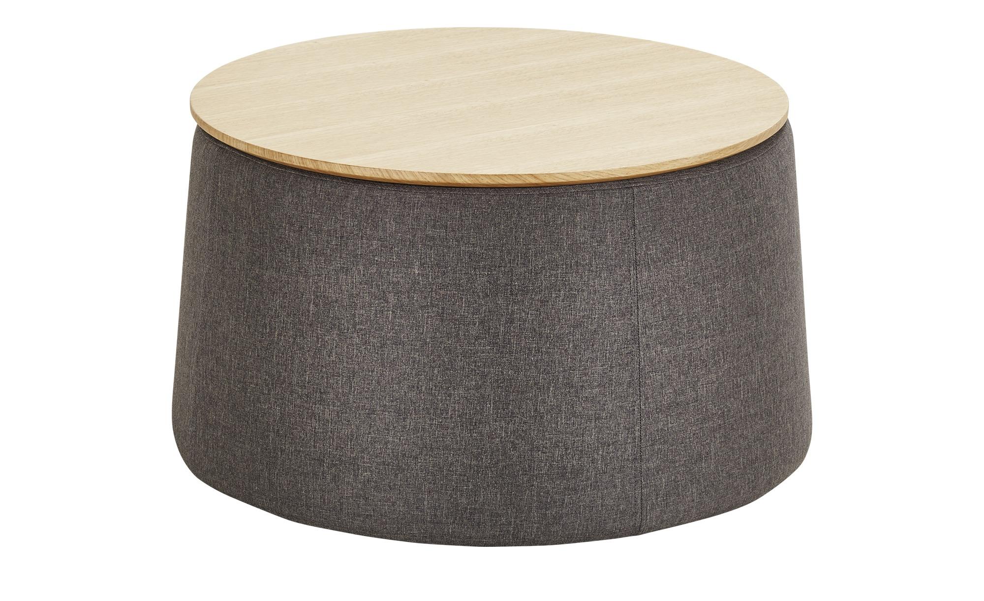 Couchtisch ¦ grau ¦ Maße (cm): H: 43 Ø: 70 Tische > Couchtische > Couchtische rund - Höffner