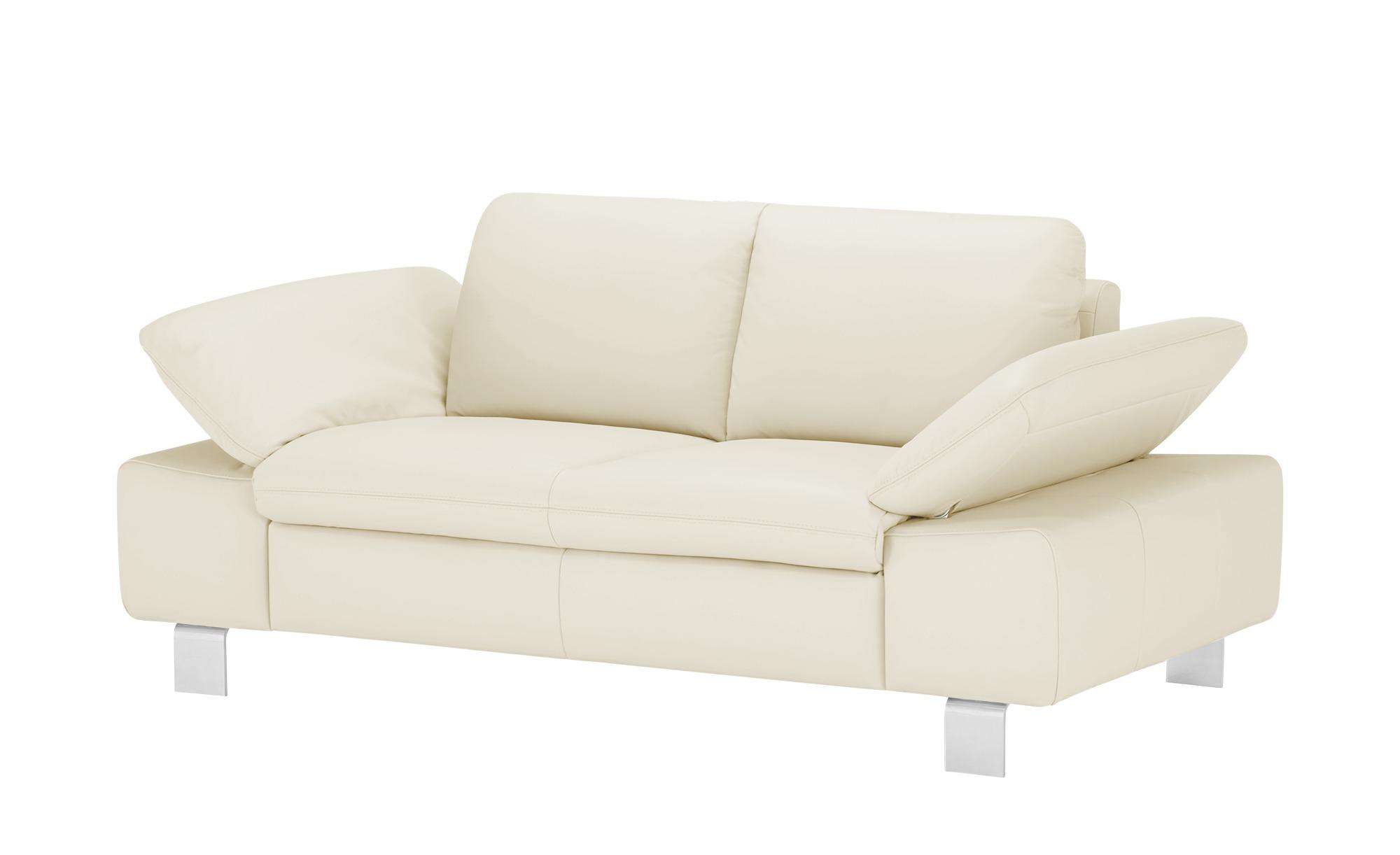smart Sofa  Finola ¦ beige ¦ Maße (cm): B: 181 H: 83 T: 94 Polstermöbel > Sofas > 2-Sitzer - Höffner