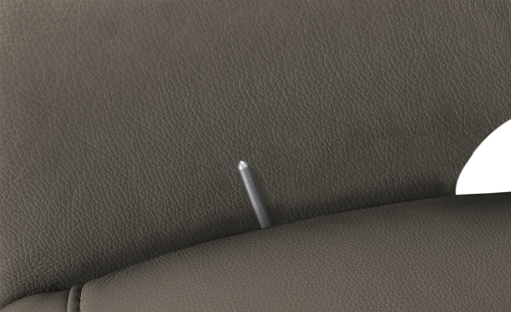 himolla Leder-Relaxsessel braun - Leder 7228 ¦ braun ¦ Maße (cm): B: 83 H: 109 T: 90 Polstermöbel > Sessel > Fernsehsessel - Höffner