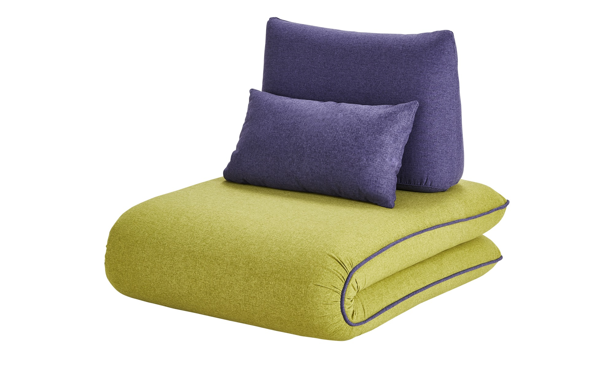 Schlafsessel grün - Stoff Beatrix ¦ grün ¦ Maße (cm): B: 82 H: 73 T: 98 Polstermöbel > Sessel > Schlafsessel - Höffner