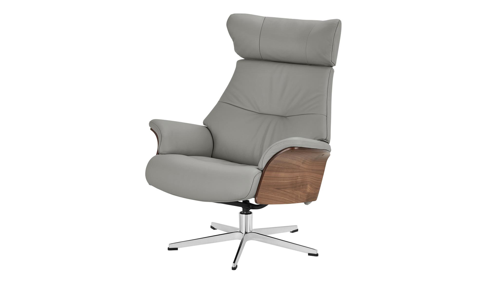 Relaxsessel Air Grau Sitzhohe 43 Cm Mobel Hoffner