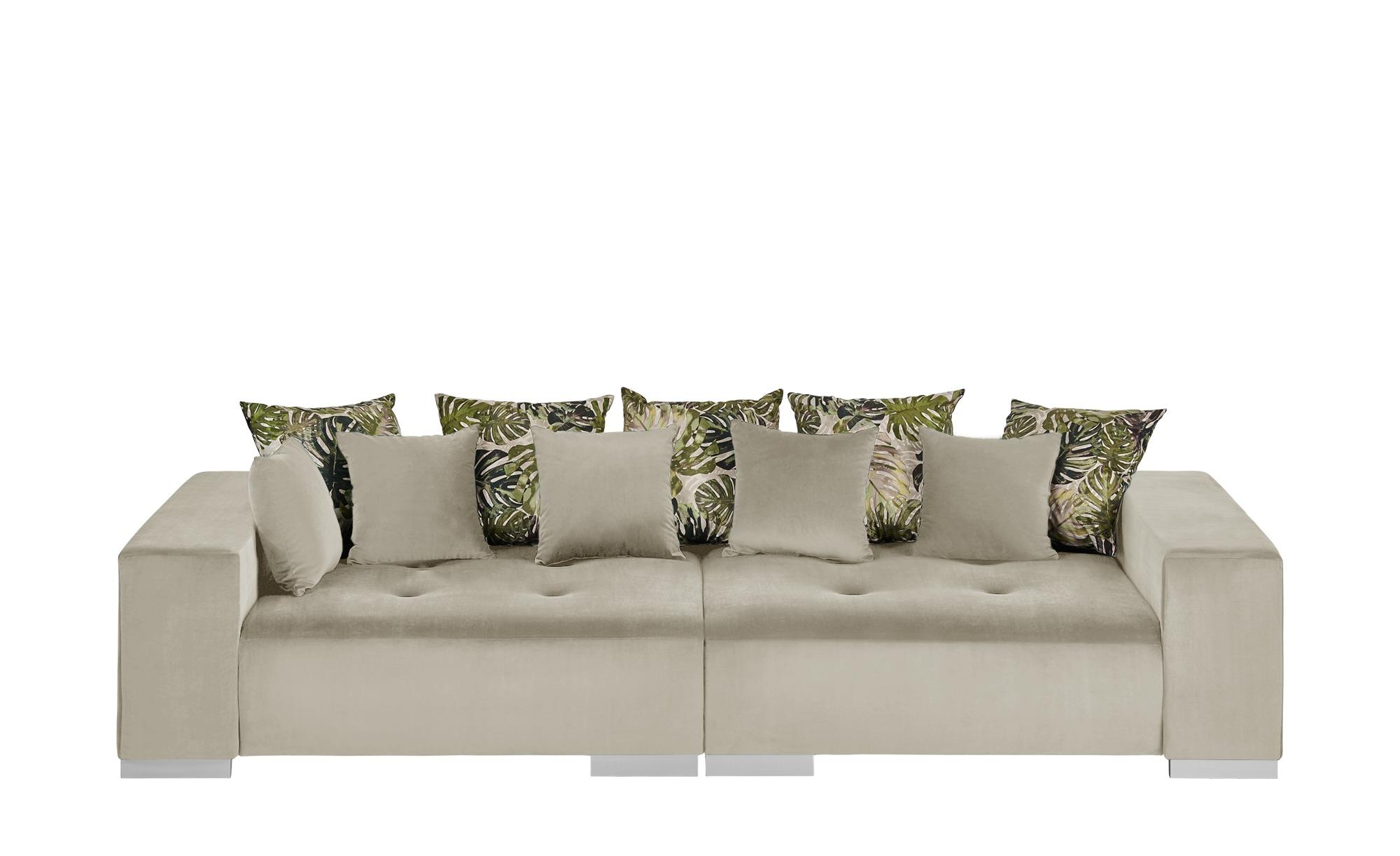 switch Big Sofa  Max ¦ beige ¦ Maße (cm): B: 300 H: 85 T: 136 Polstermöbel > Sofas > Big-Sofas - Höffner