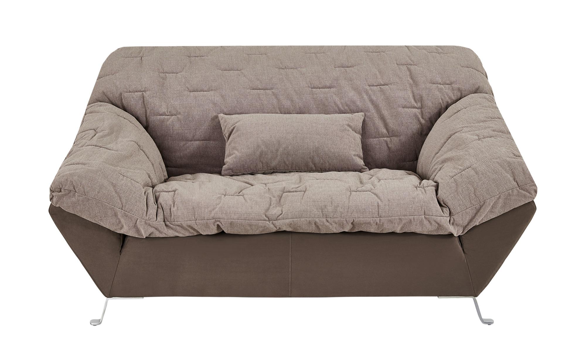 Sofa   Cher ¦ grau ¦ Maße (cm): B: 172 H: 86 T: 105 Polstermöbel > Sofas > 2-Sitzer - Höffner