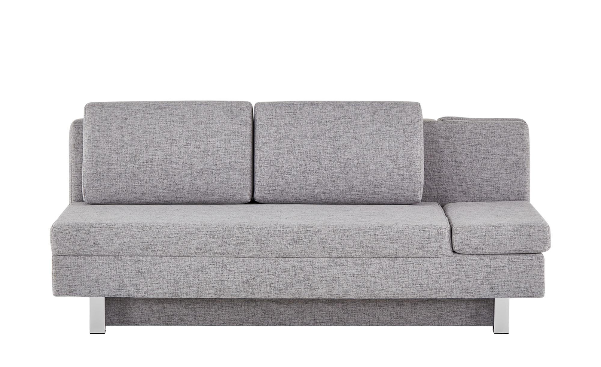 Schlafsofa  Tino ¦ grau ¦ Maße (cm): B: 200 H: 90 T: 97 Polstermöbel > Sofas > 2-Sitzer - Höffner
