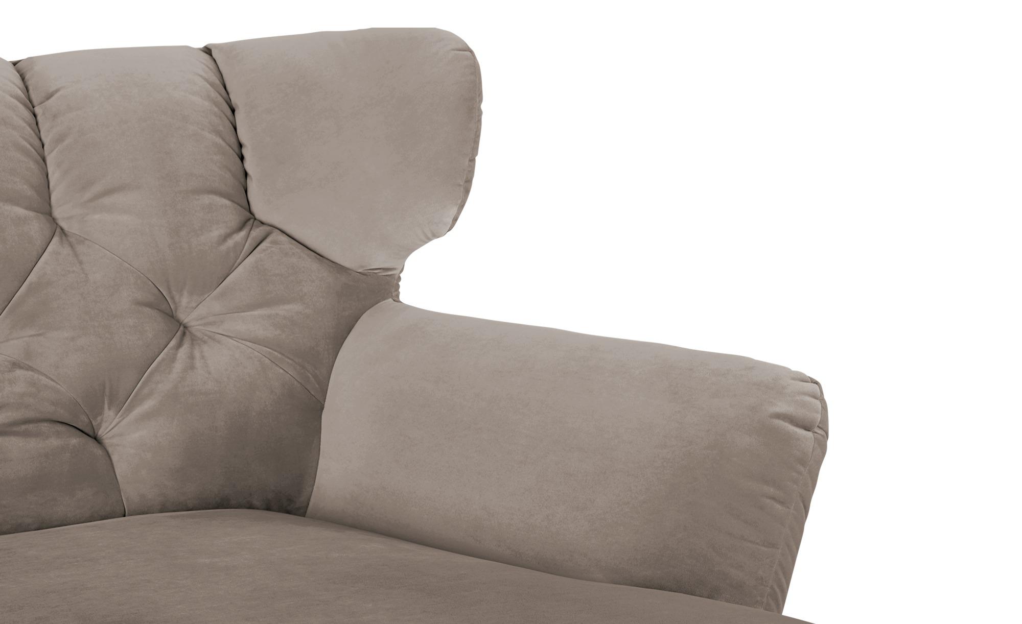 Longseat-Sessel  Caldara ¦ beige ¦ Maße (cm): B: 126 H: 94 T: 160 Polstermöbel > Sessel > Polstersessel - Höffner