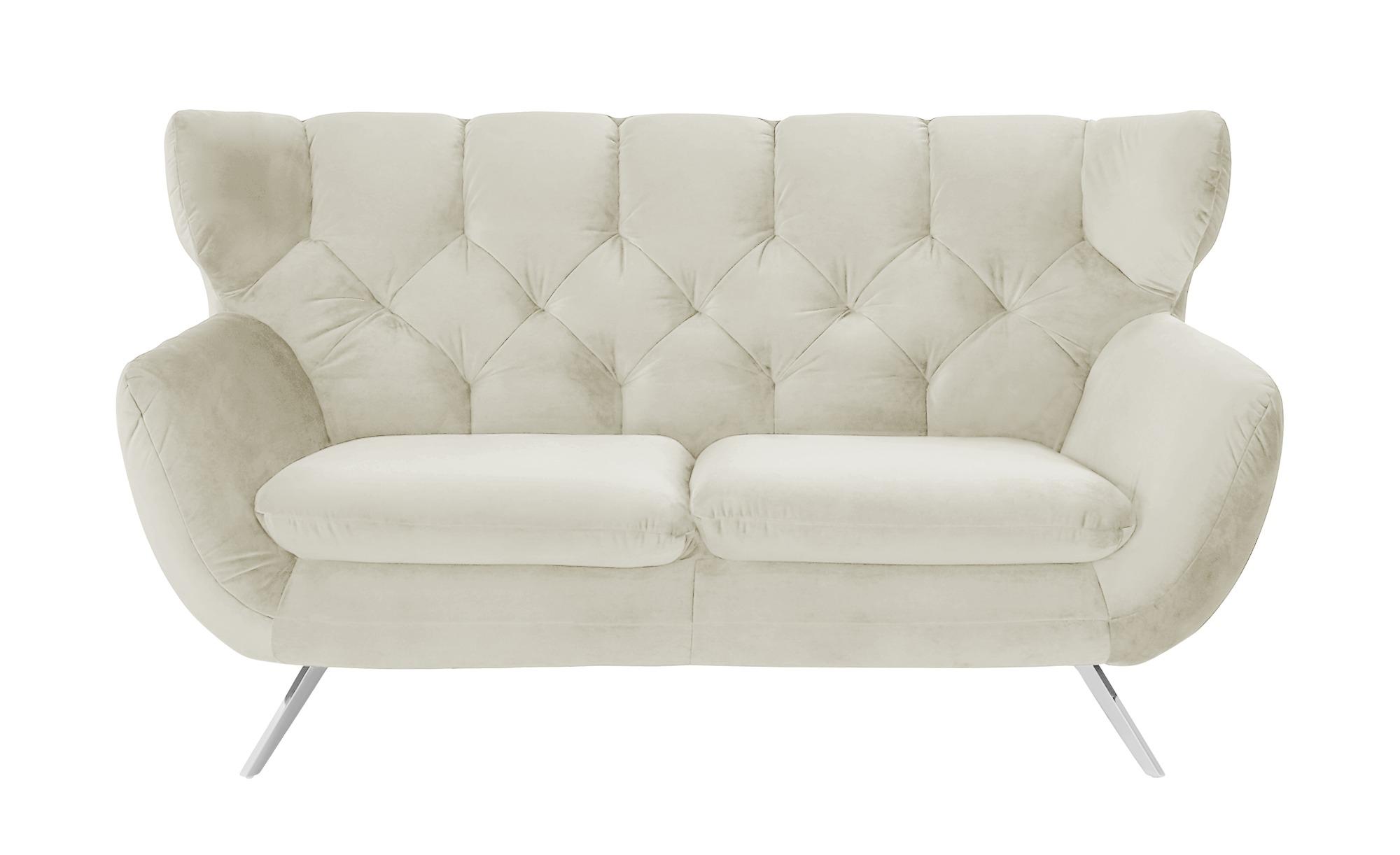 Sofa  Caldara ¦ creme ¦ Maße (cm): B: 175 H: 94 T: 95 Polstermöbel > Sofas > 2-Sitzer - Höffner