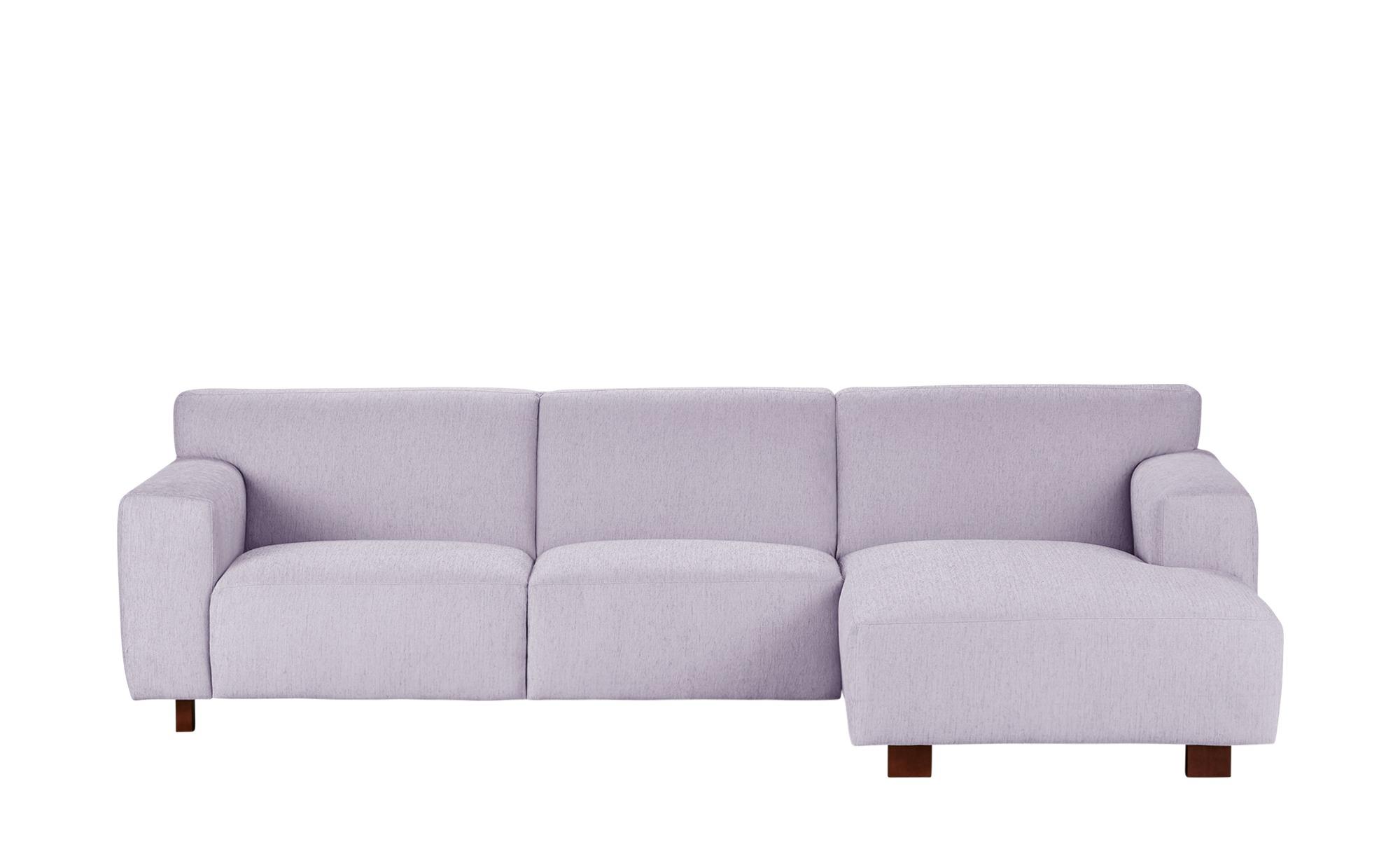 SOHO Ecksofa  Tiana ¦ lila/violett ¦ Maße (cm): H: 77 Polstermöbel > Sofas > Ecksofas - Höffner