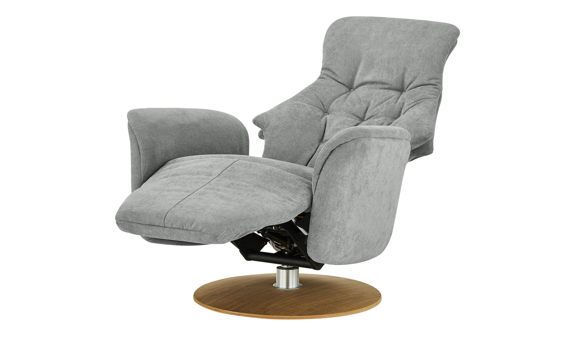 Nils Olsen Relaxsessel  Arend ¦ grau ¦ Maße (cm): B: 74 H: 110 T: 80 Polstermöbel > Sessel > Fernsehsessel - Höffner