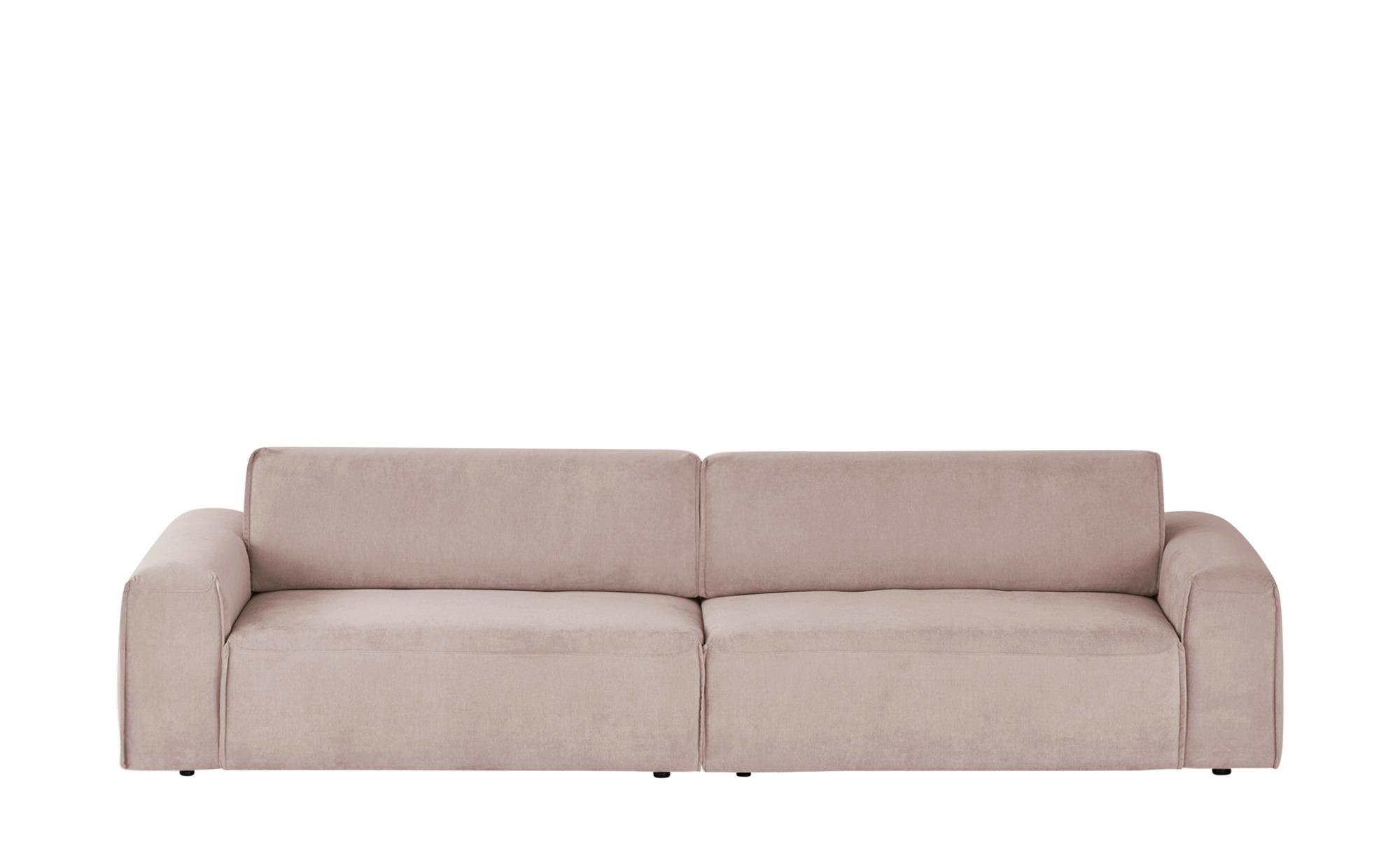 Max Schelling Big Sofa  Life ¦ rosa/pink ¦ Maße (cm): B: 296 T: 120 Polstermöbel > Sofas > Big-Sofas - Höffner