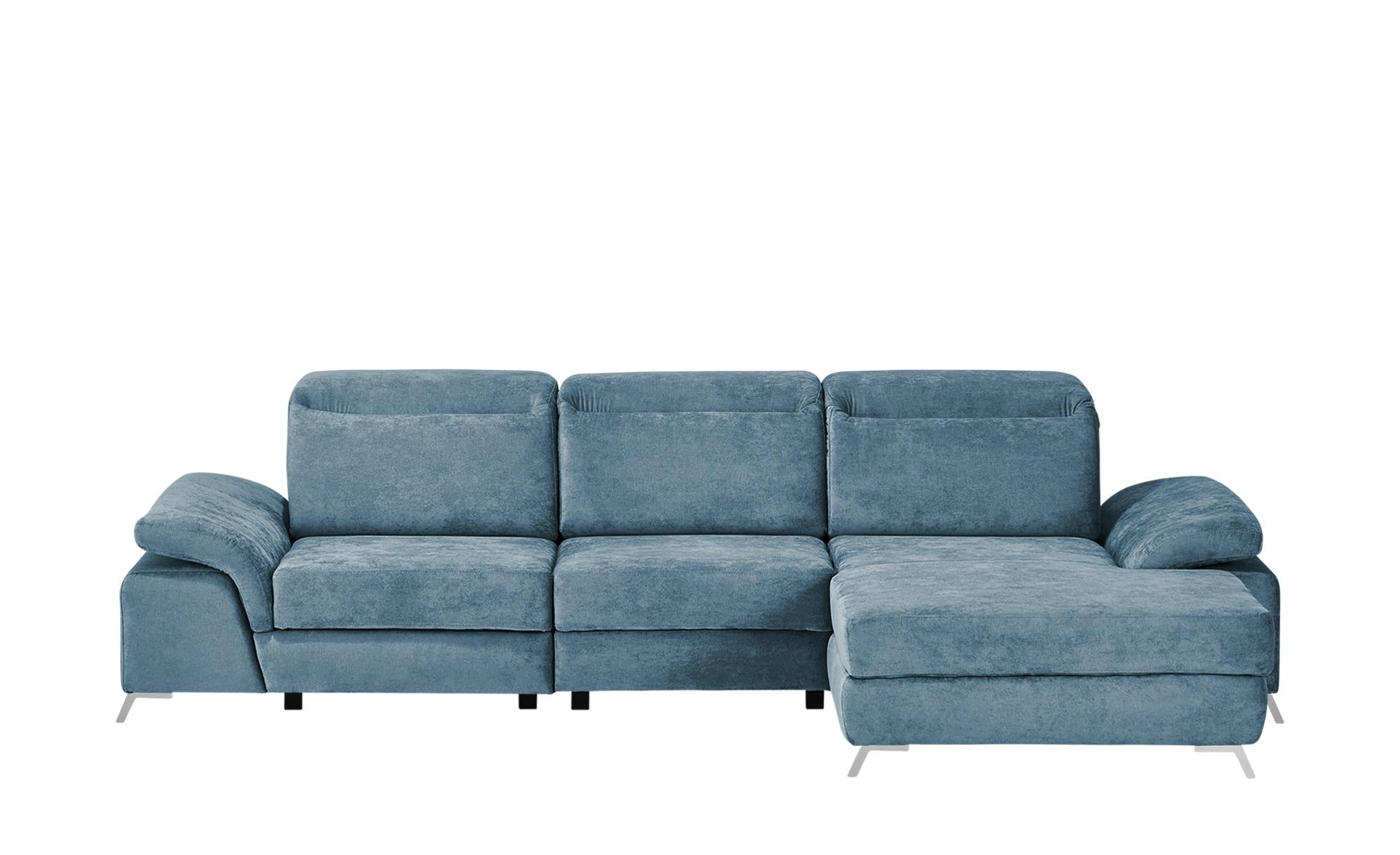 switch Ecksofa  Chilio ¦ blau Polstermöbel > Sofas > Ecksofas - Höffner