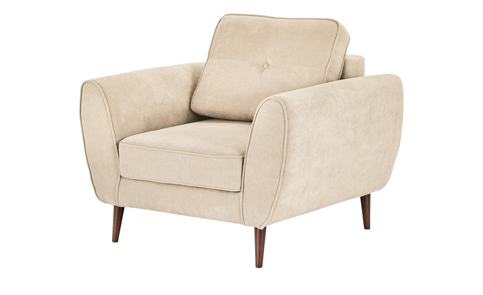 switch Sessel  Candy ¦ creme ¦ Maße (cm): B: 102 H: 85 T: 94 Polstermöbel > Sessel > Polstersessel - Höffner