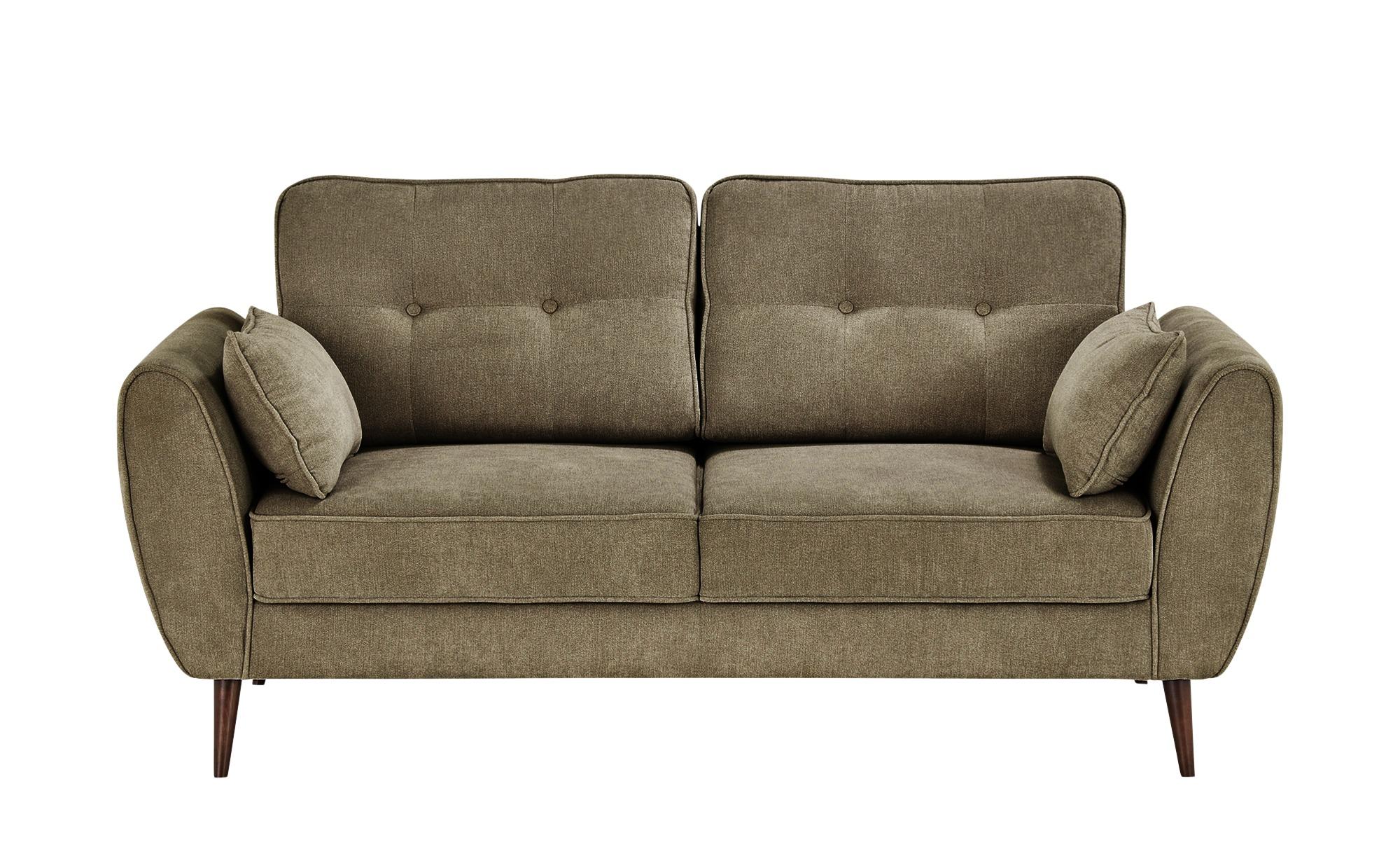 switch Sofa  Candy ¦ braun ¦ Maße (cm): B: 184 H: 86 T: 94 Polstermöbel > Sofas > 2-Sitzer - Höffner