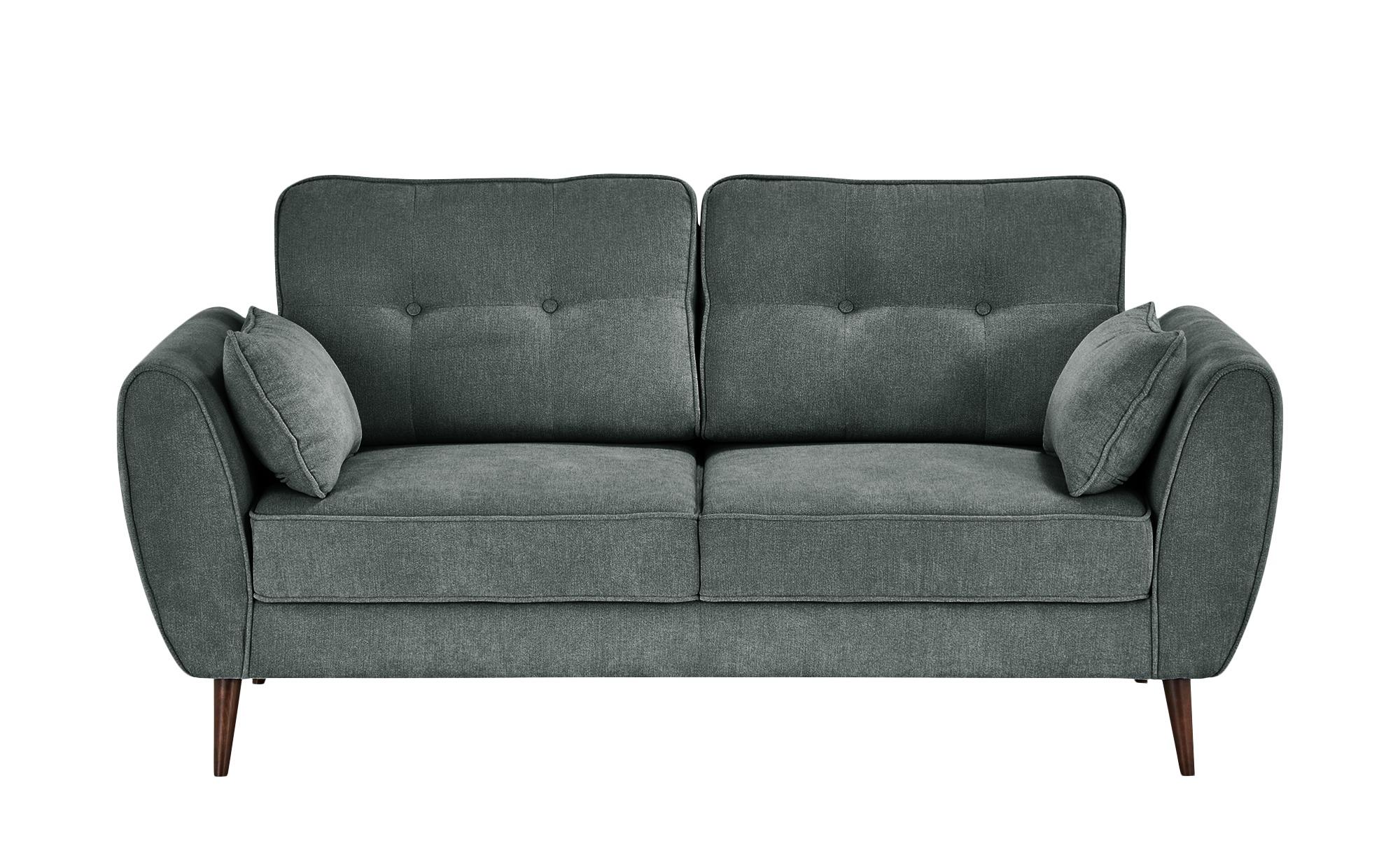 switch Sofa  Candy ¦ grau ¦ Maße (cm): B: 184 H: 86 T: 94 Polstermöbel > Sofas > 2-Sitzer - Höffner