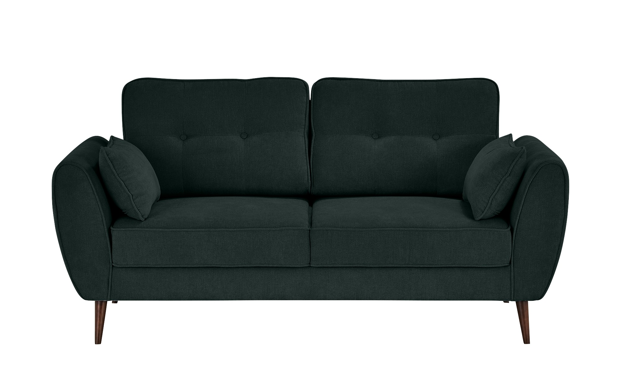 switch Sofa  Candy ¦ schwarz ¦ Maße (cm): B: 184 H: 86 T: 94 Polstermöbel > Sofas > 2-Sitzer - Höffner