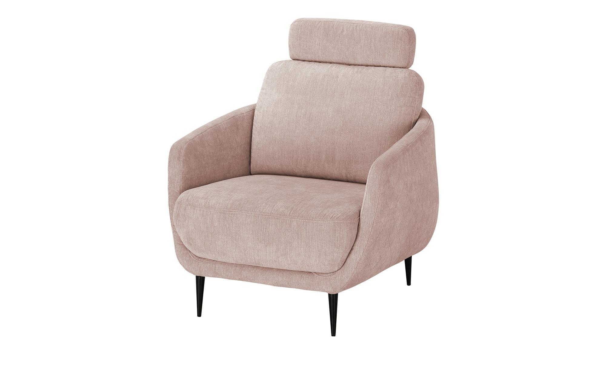 Max Schelling Sessel  Signature ¦ rosa/pink ¦ Maße (cm): B: 78 H: 79 T: 88 Polstermöbel > Sessel > Polstersessel - Höffner