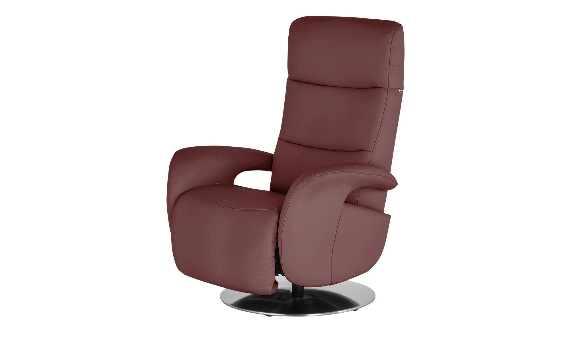 Hukla Relaxsessel  Andy ¦ lila/violett ¦ Maße (cm): B: 79 H: 110 T: 85 Polstermöbel > Sessel > Fernsehsessel - Höffner