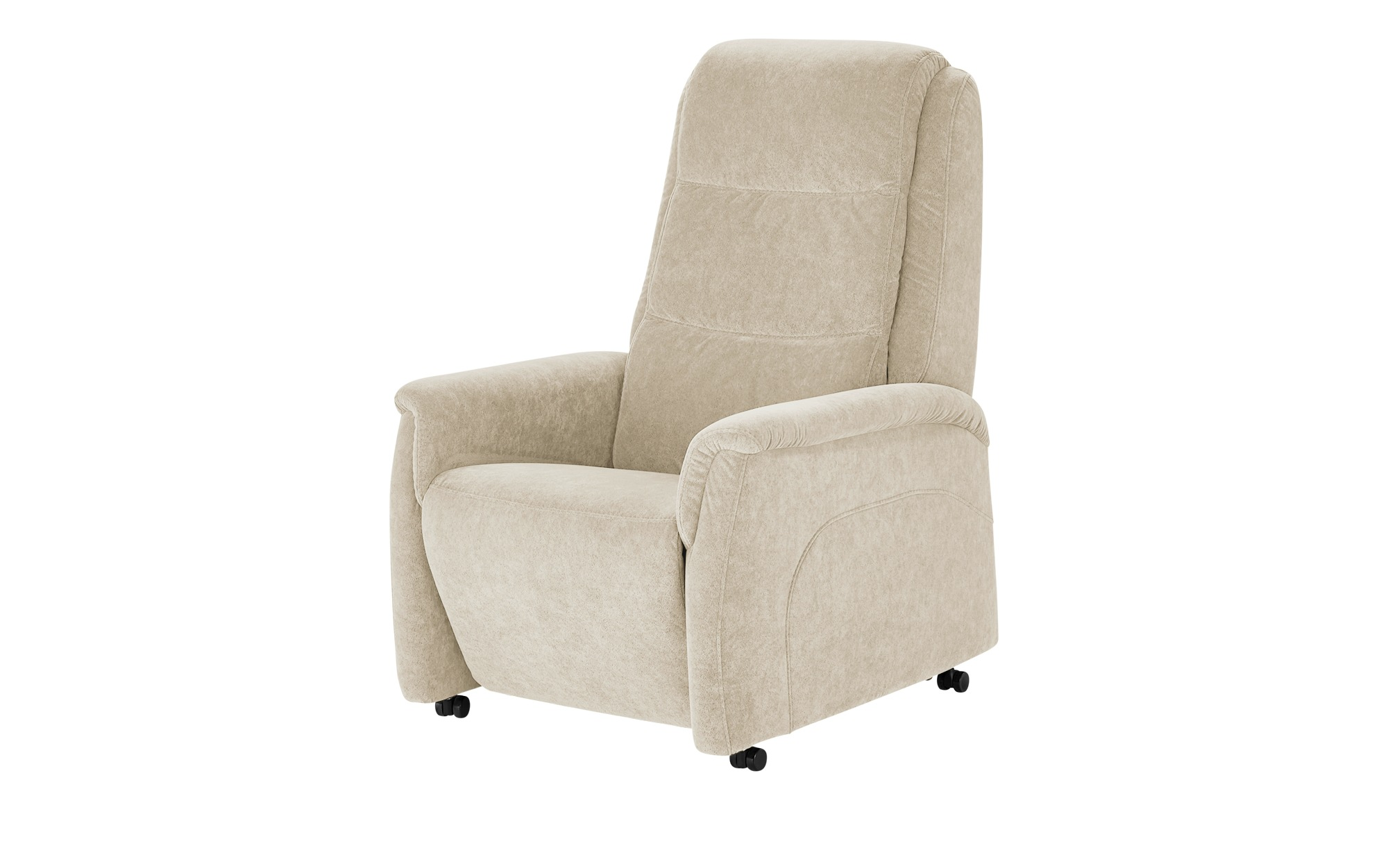 Hukla Fernsehsessel  Dean ¦ creme ¦ Maße (cm): B: 70 H: 105 T: 88 Polstermöbel > Sessel > Fernsehsessel - Höffner