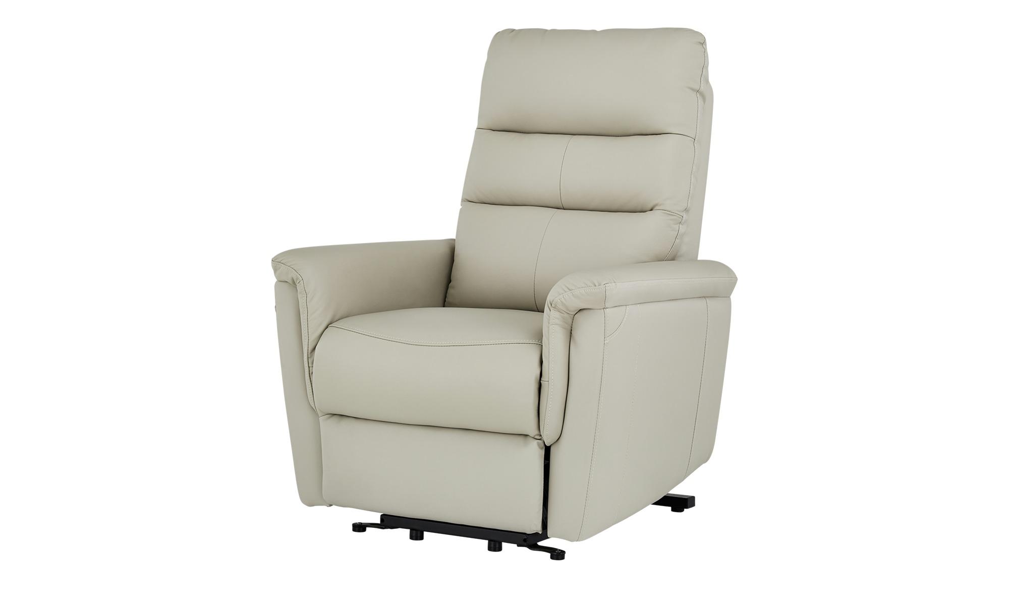 TV-Sessel  Jack ¦ creme ¦ Maße (cm): B: 82 H: 103 T: 93 Polstermöbel > Sessel > Ledersessel - Höffner