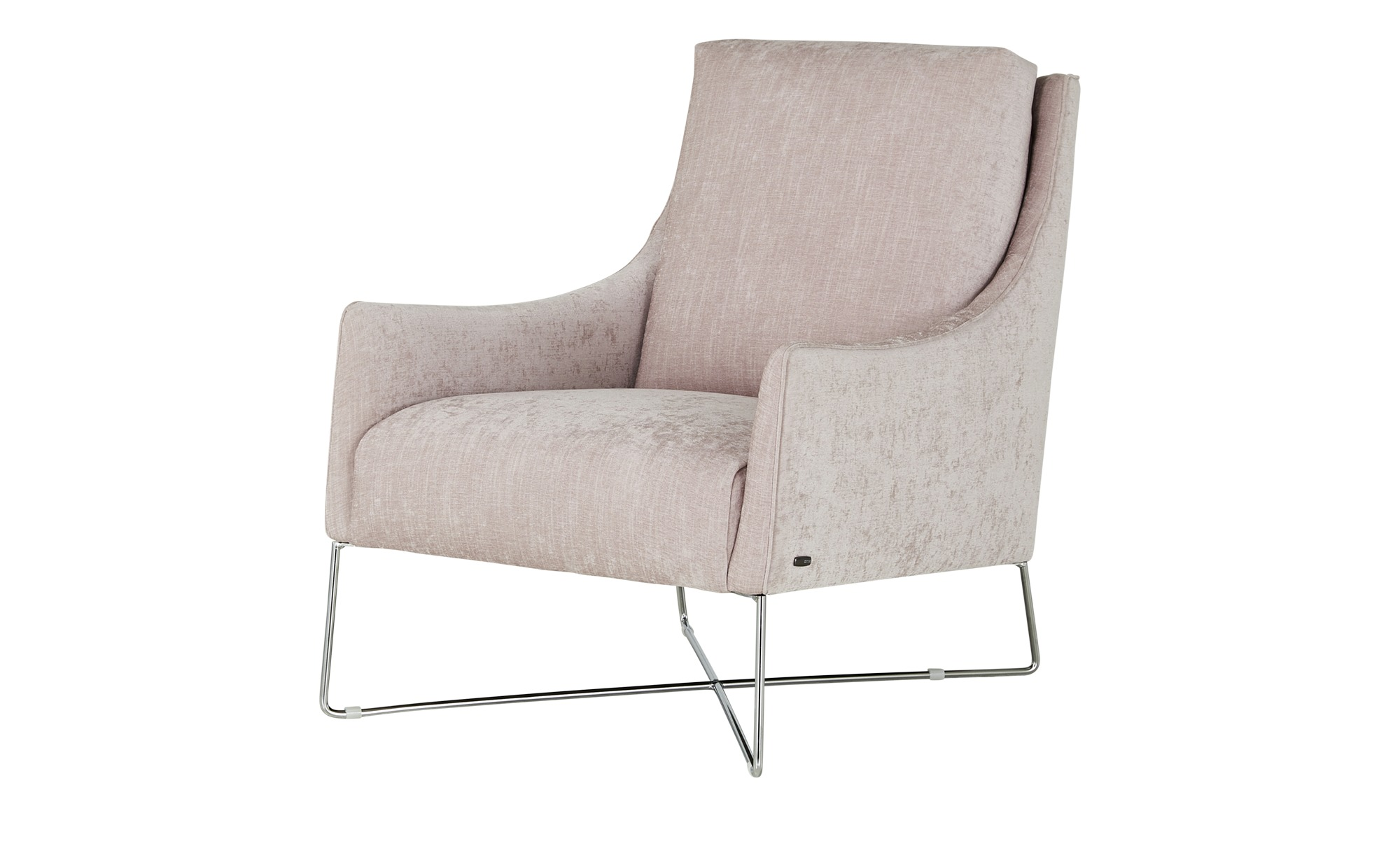 Natuzzi Editions Sessel  Regina ¦ rosa/pink ¦ Maße (cm): B: 69 H: 84 T: 89 Polstermöbel > Sessel > Polstersessel - Höffner