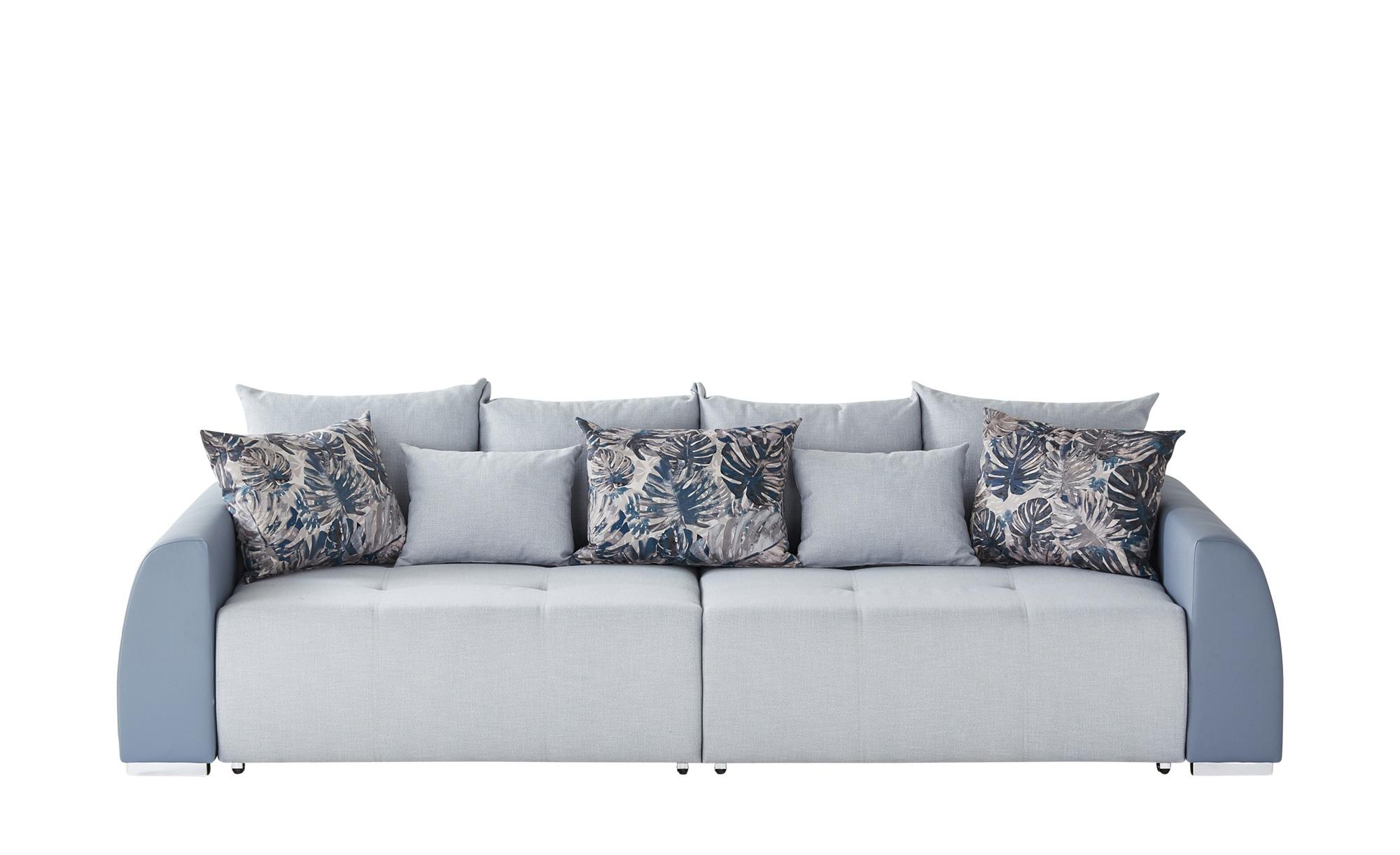 switch Big Sofa  Ego ¦ blau ¦ Maße (cm): B: 290 H: 81 T: 140 Polstermöbel > Sofas > Big-Sofas - Höffner