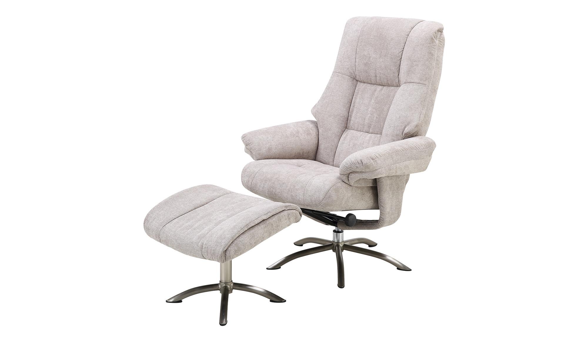 Relaxsessel  Gina ¦ beige ¦ Maße (cm): B: 78 H: 114 T: 86 Polstermöbel > Sessel > Fernsehsessel - Höffner