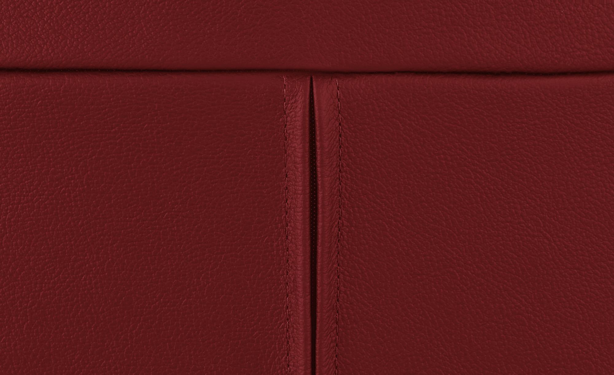 Sessel  Torgen ¦ rot ¦ Maße (cm): B: 82 H: 104 T: 90 Polstermöbel > Sessel > Ledersessel - Höffner