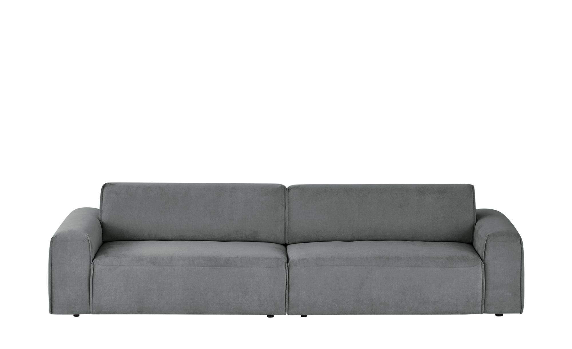 Max Schelling Big Sofa  Life ¦ grau ¦ Maße (cm): B: 296 T: 120 Polstermöbel > Sofas > Big-Sofas - Höffner