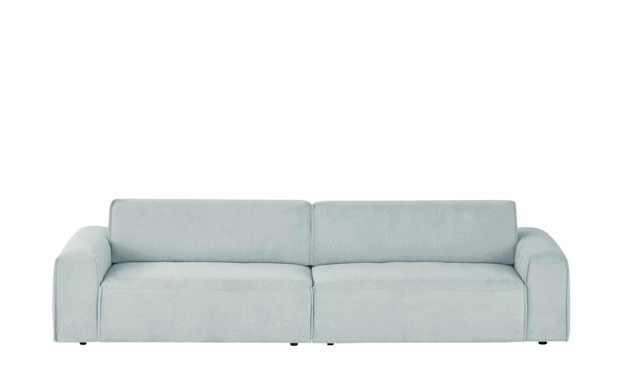 Max Schelling Big Sofa  Life ¦ blau ¦ Maße (cm): B: 296 T: 120 Polstermöbel > Sofas > Big-Sofas - Höffner
