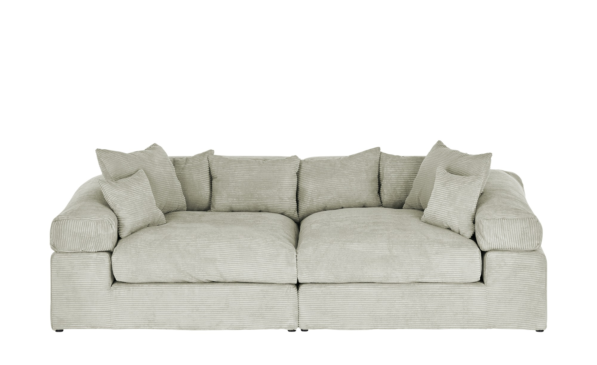 smart Big Sofa  Lianea ¦ beige ¦ Maße (cm): B: 276 H: 86 T: 138 Polstermöbel > Sofas > Big-Sofas - Höffner