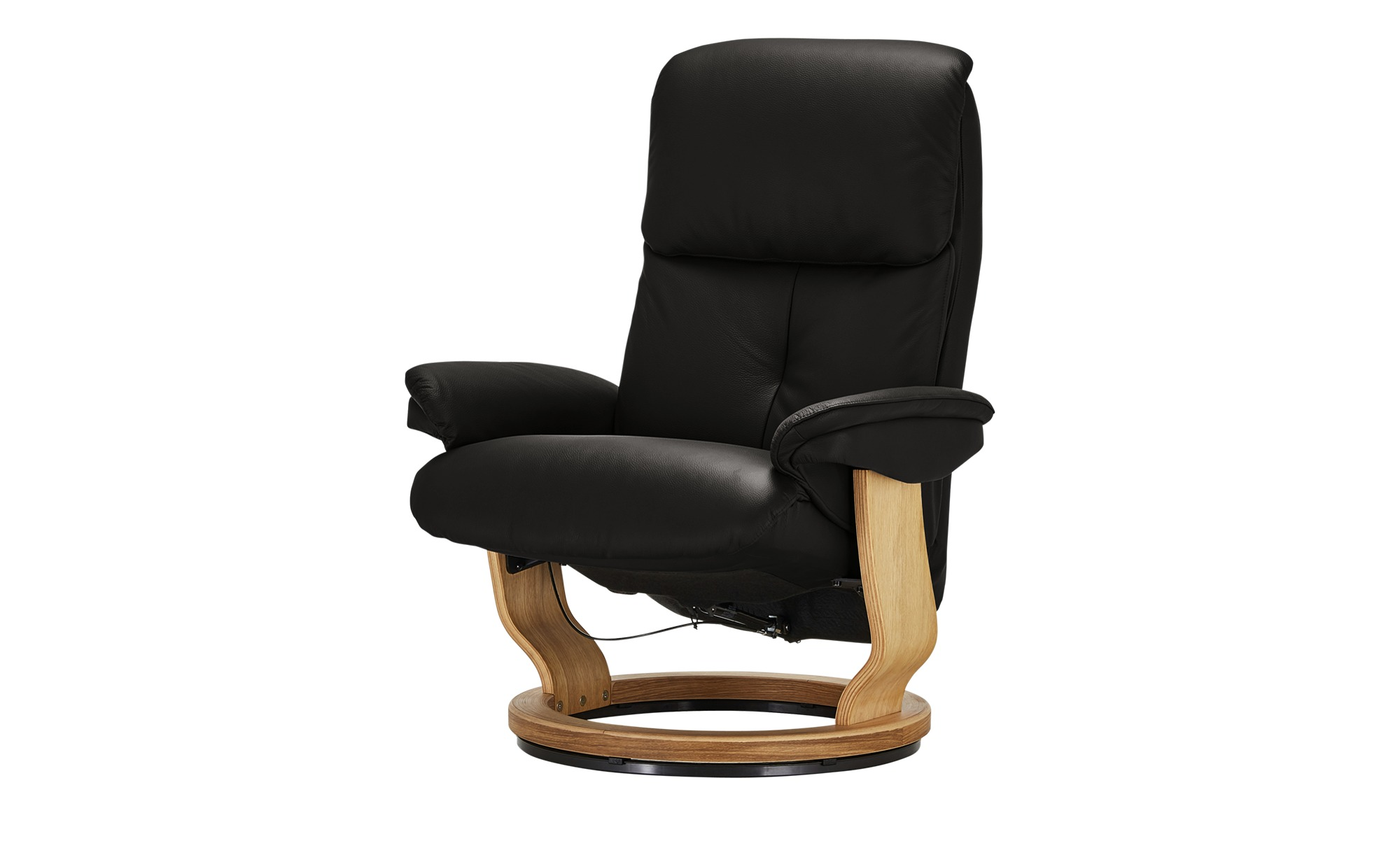 Nils Olsen Relaxsessel  Farso ¦ braun ¦ Maße (cm): B: 85 H: 114 T: 92 Polstermöbel > Sessel > Drehsessel - Höffner