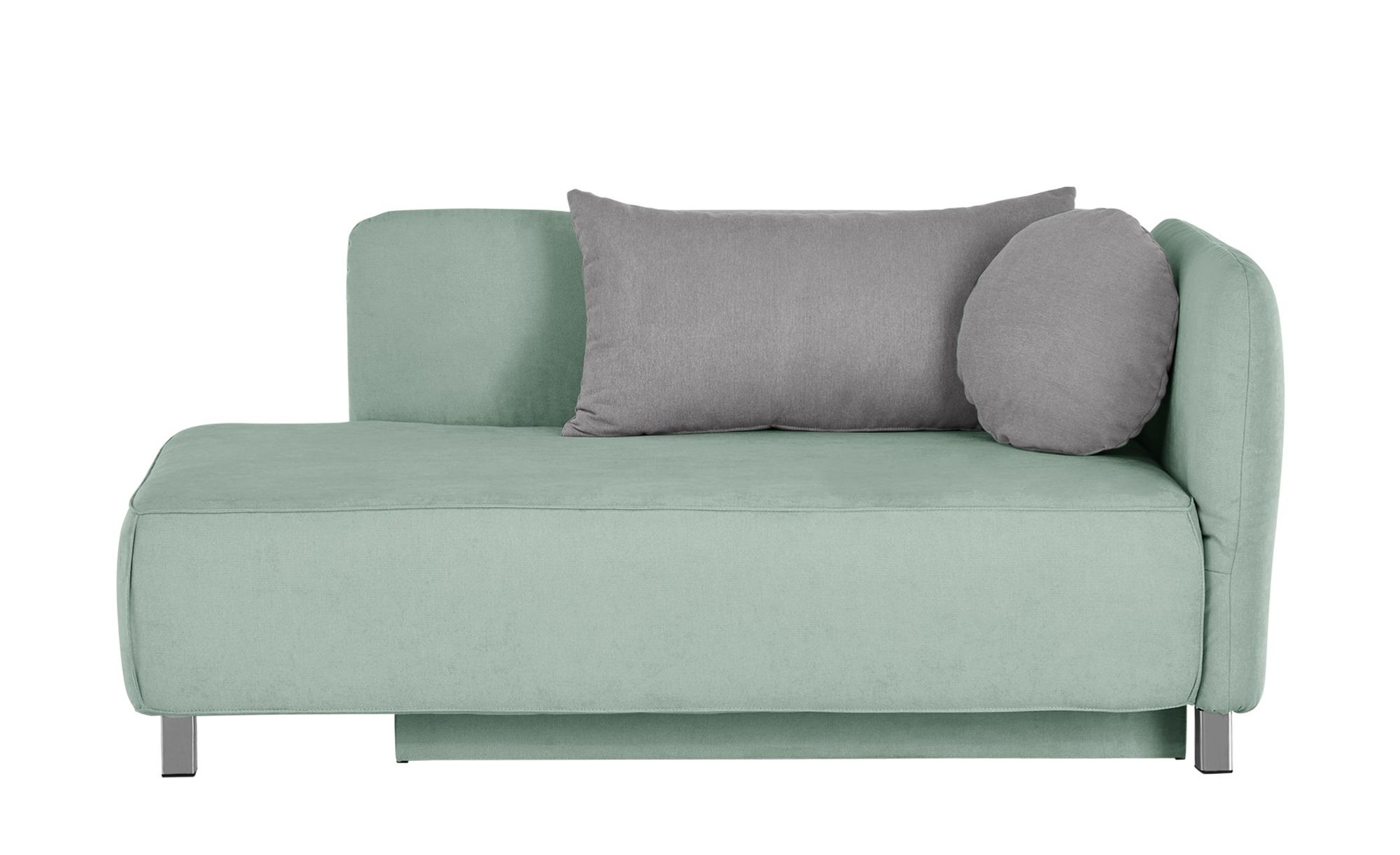 Schlafsofa  Peppa ¦ grün ¦ Maße (cm): B: 170 H: 83 T: 90 Polstermöbel > Sofas > Einzelsofas - Höffner