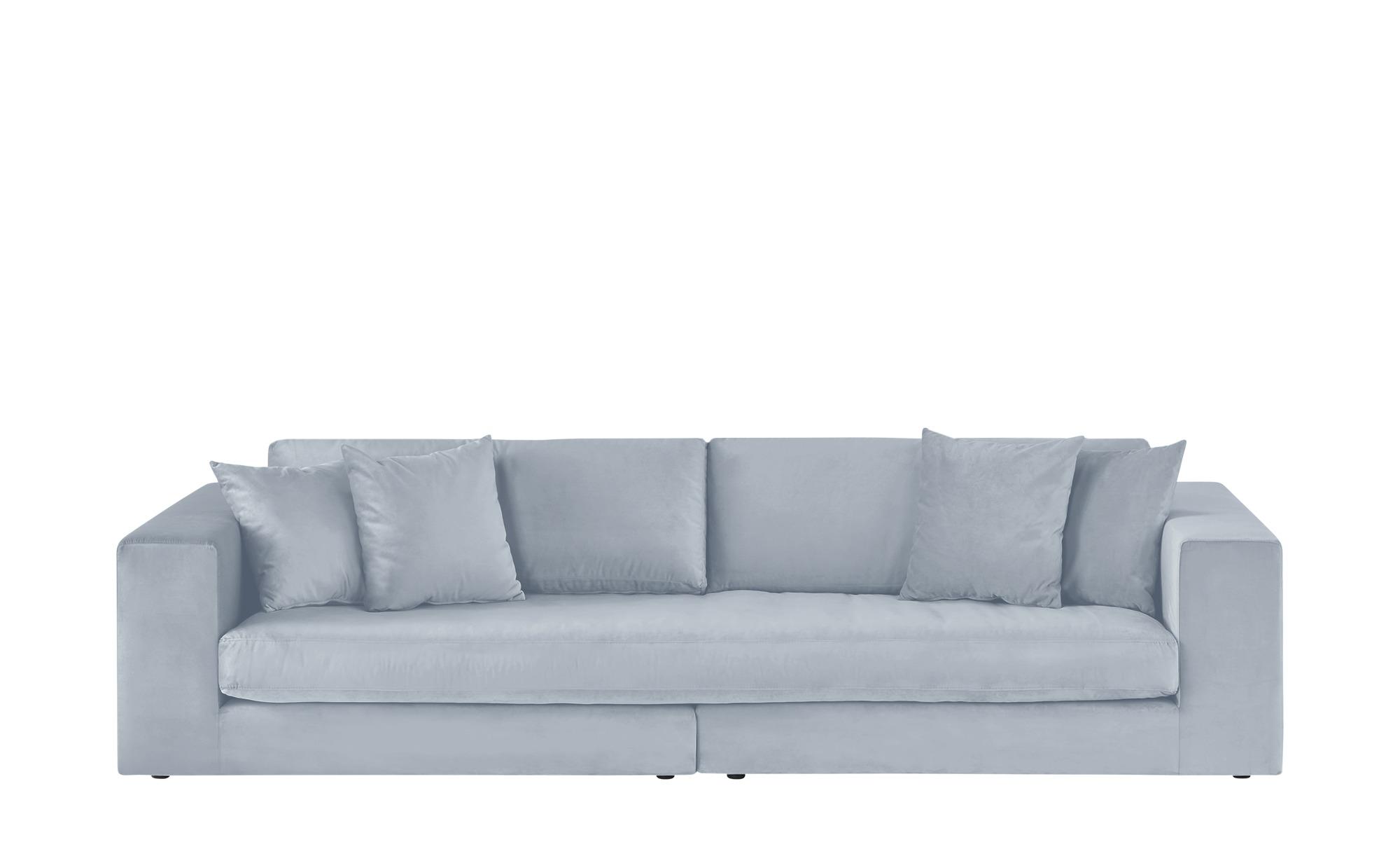Gray & Jones Sofa 4-sitzig  Cap Ferrat Lasy ¦ blau ¦ Maße (cm): B: 288 H: 70 T: 120 Polstermöbel > Sofas > Einzelsofas - Höffner