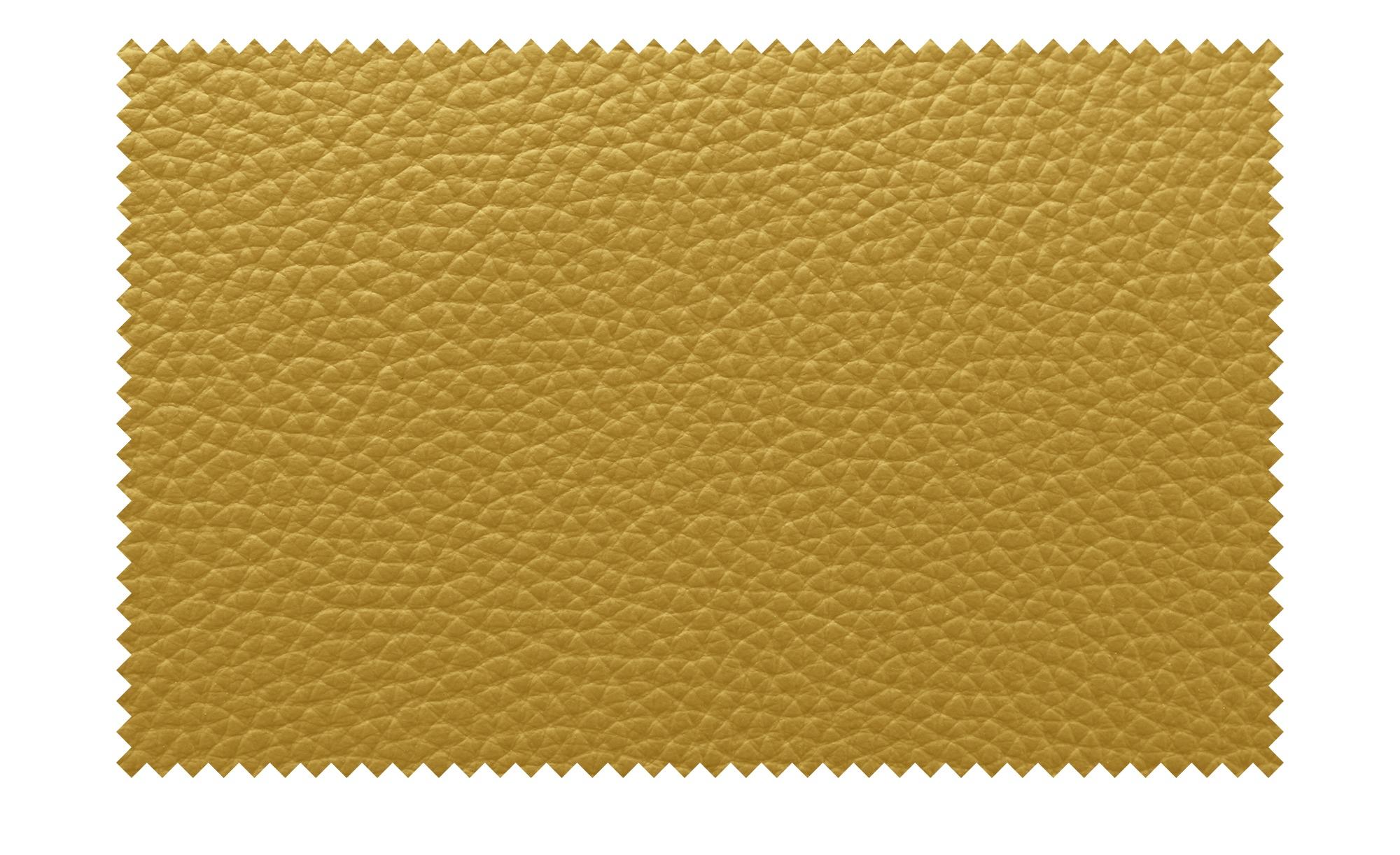 Nils Olsen Relaxsessel  Svenstrup ¦ gelb ¦ Maße (cm): B: 76 H: 108 T: 81 Polstermöbel > Sessel > Ledersessel - Höffner