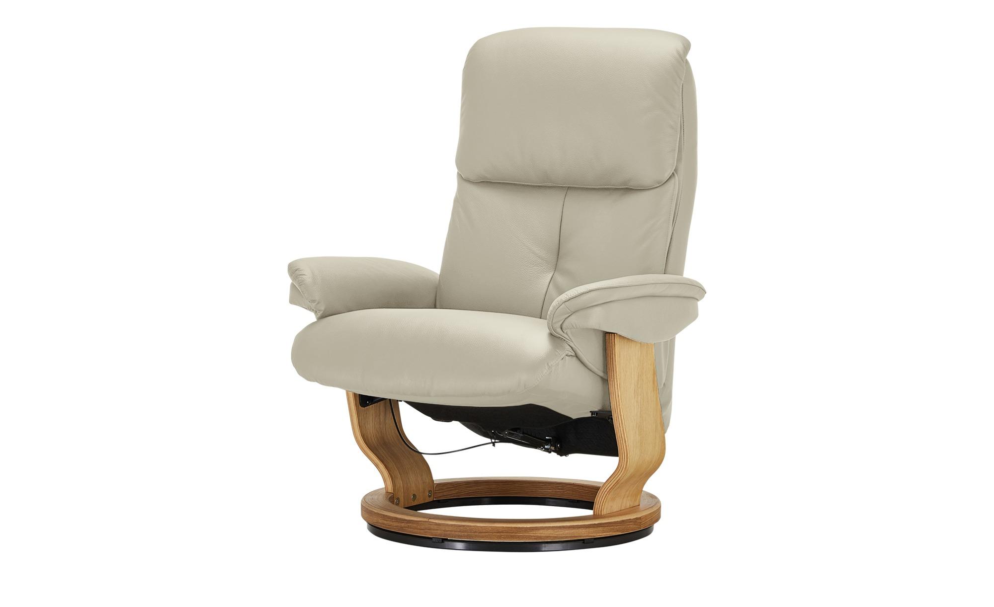 Relaxsessel  Farso ¦ creme ¦ Maße (cm): B: 85 H: 114 T: 92 Polstermöbel > Sessel > Drehsessel - Höffner