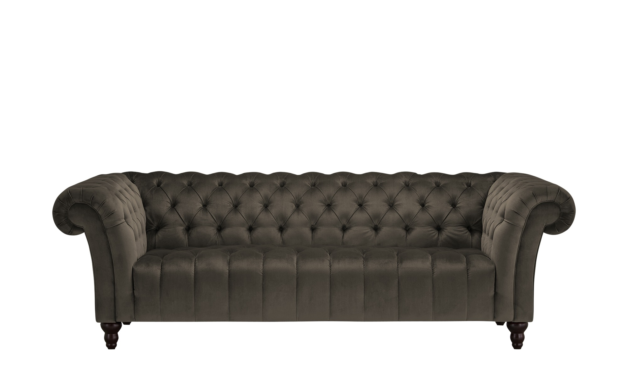 Big Sofa  Canyon ¦ braun ¦ Maße (cm): B: 230 H: 74 T: 101 Polstermöbel > Sofas > Big-Sofas - Höffner