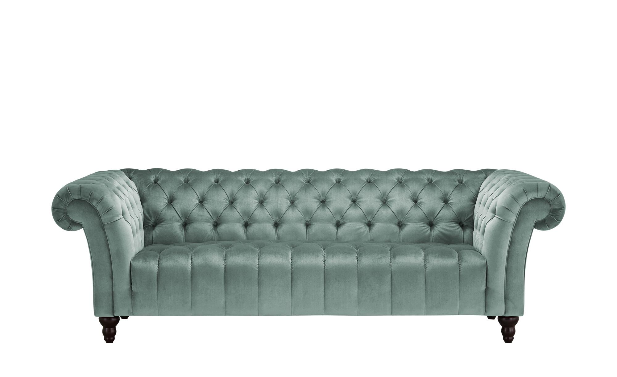 Big Sofa  Canyon ¦ blau ¦ Maße (cm): B: 230 H: 74 T: 101 Polstermöbel > Sofas > Big-Sofas - Höffner