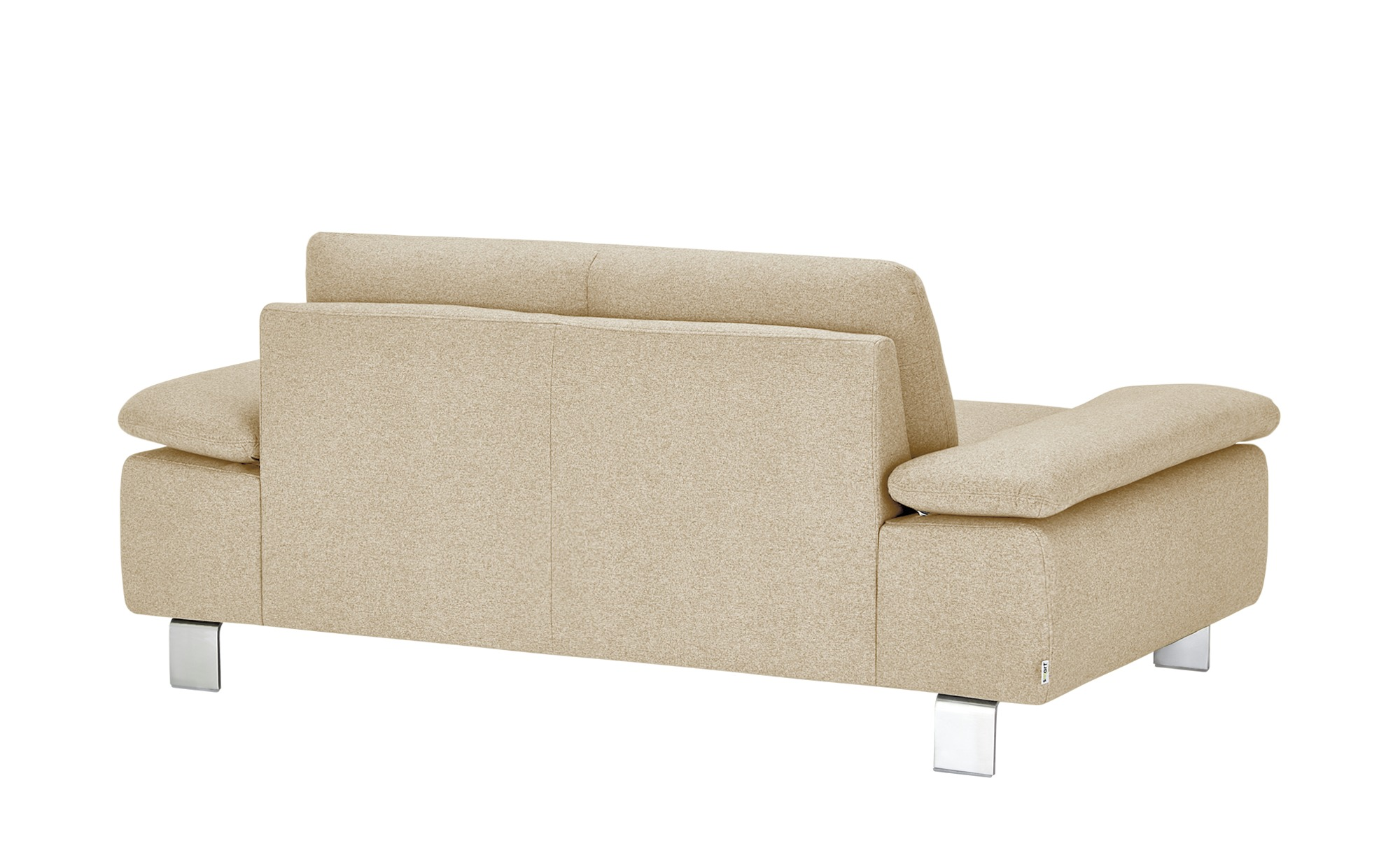 smart sofa finola 2 sitzer cappuccino beige. Black Bedroom Furniture Sets. Home Design Ideas