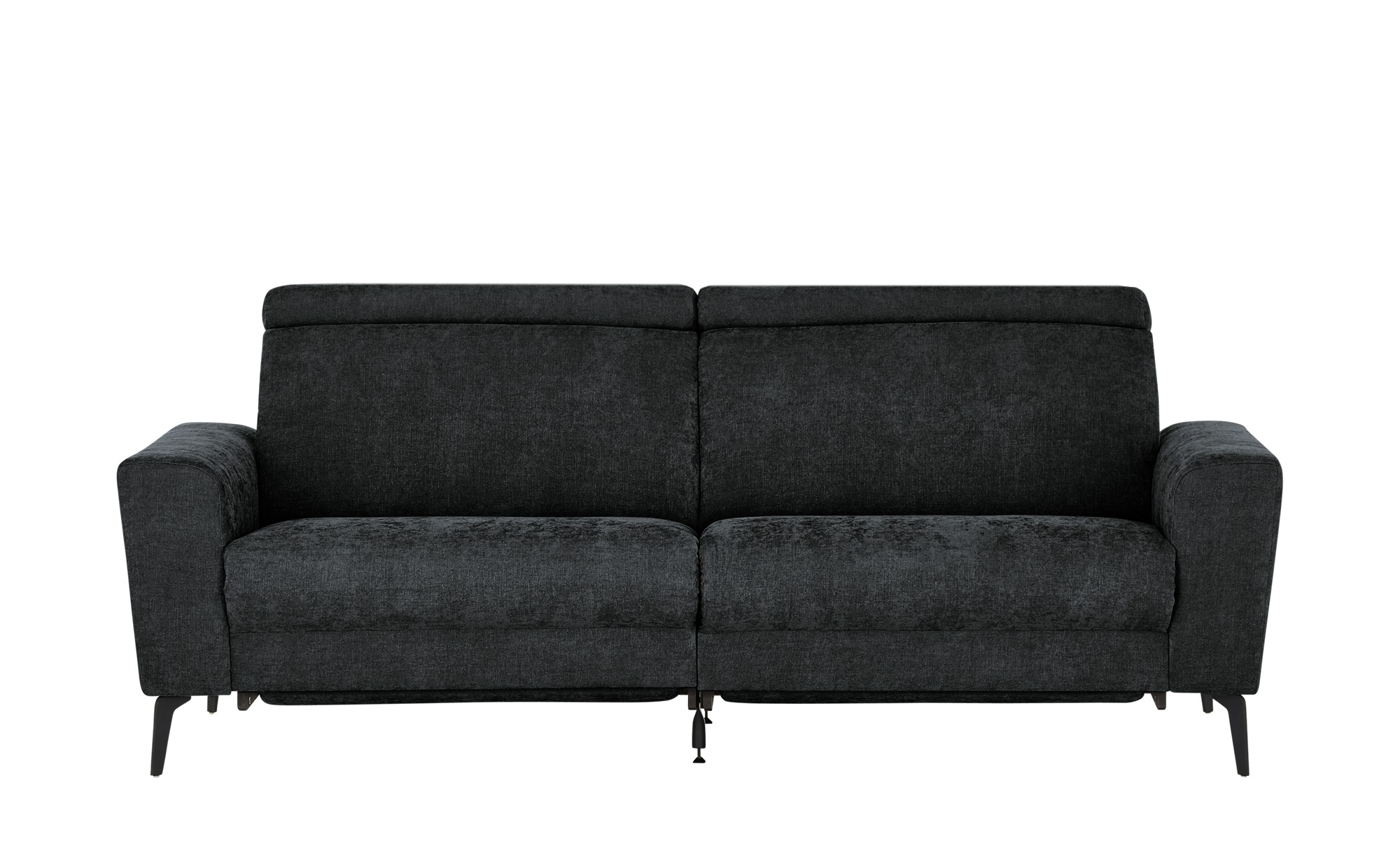 Sofa   Billund ¦ grau ¦ Maße (cm): B: 220 H: 90 T: 90 Polstermöbel > Sofas > 3-Sitzer - Höffner