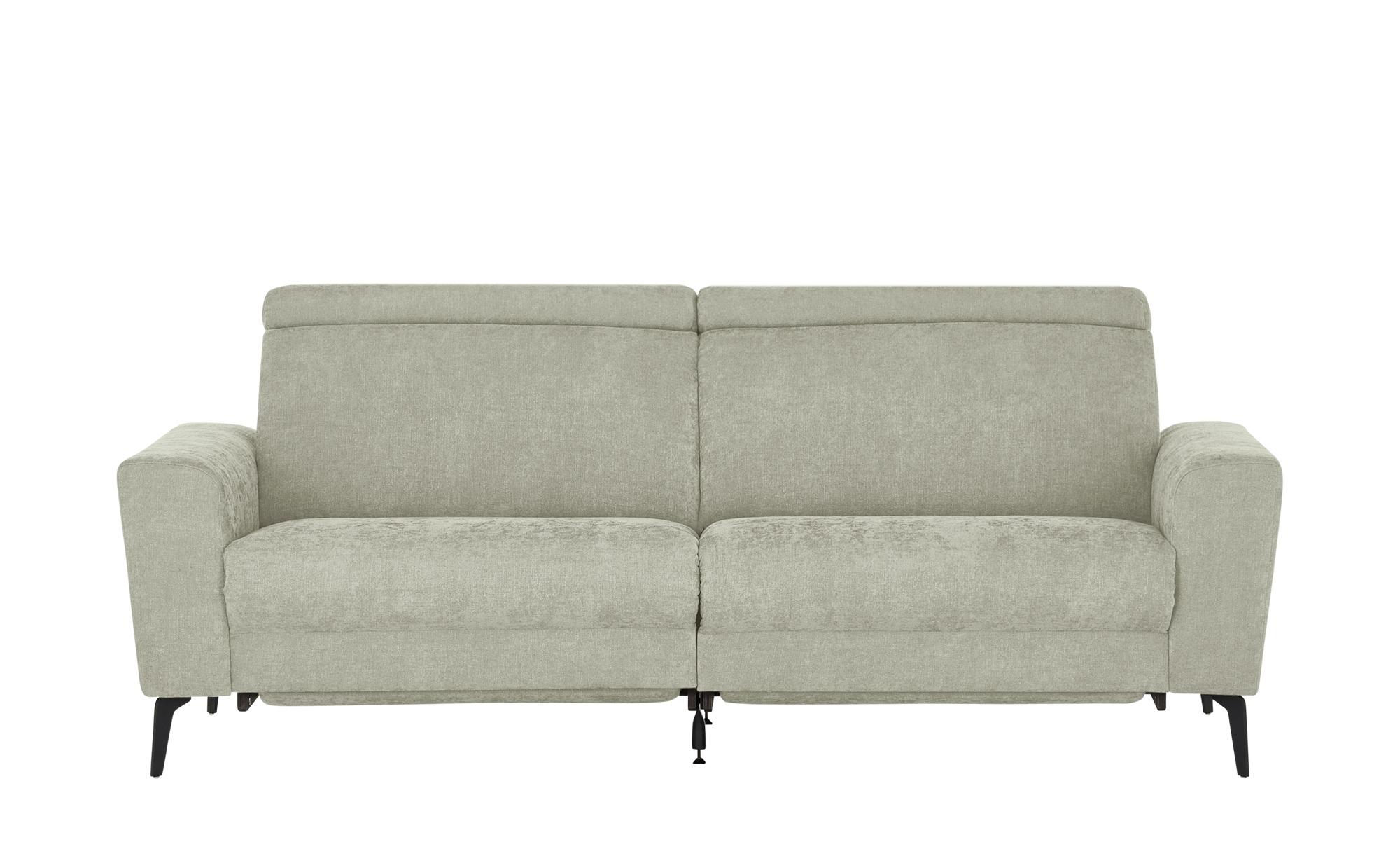 Sofa   Billund ¦ creme ¦ Maße (cm): B: 220 H: 90 T: 90 Polstermöbel > Sofas > 3-Sitzer - Höffner