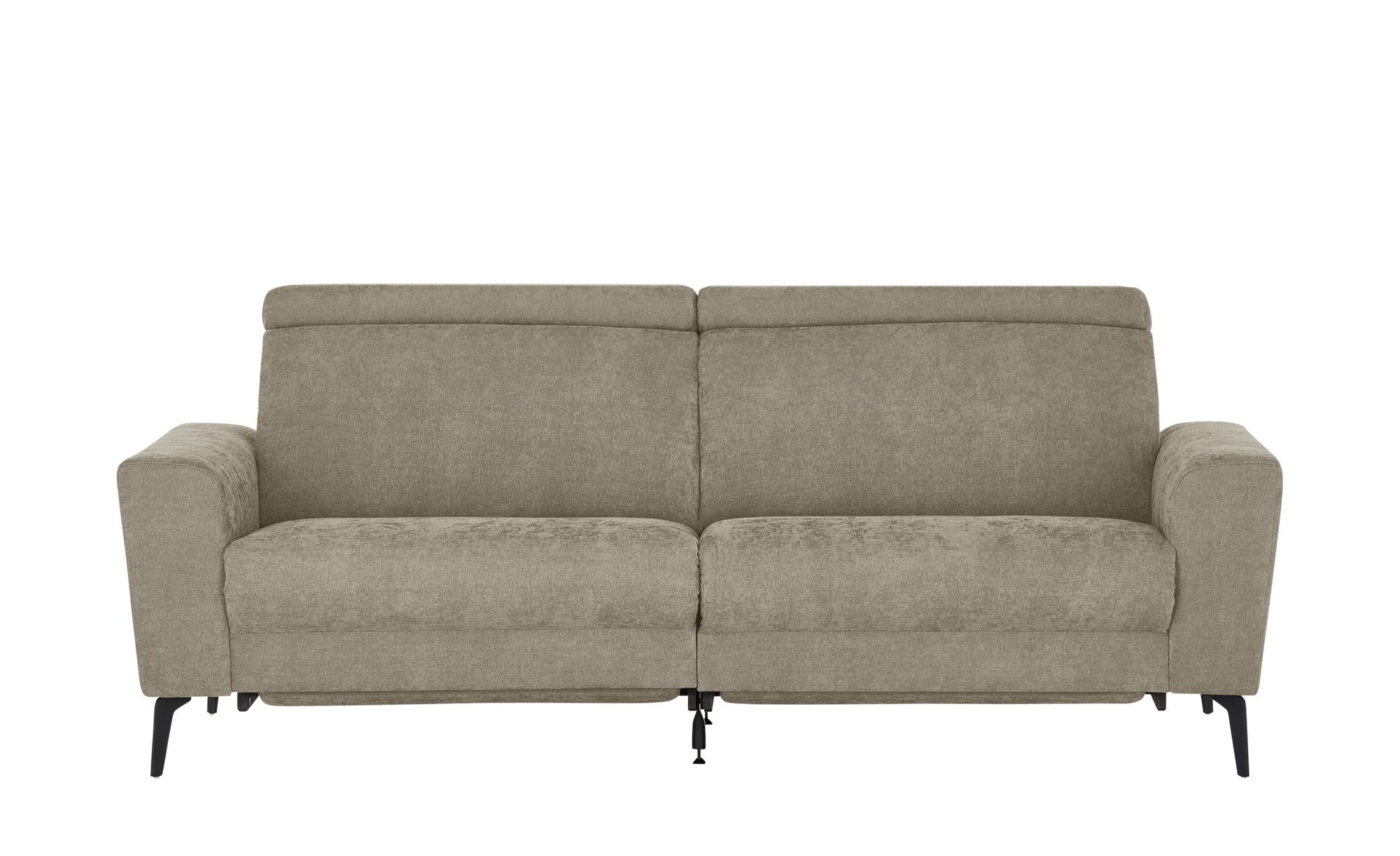 Sofa   Billund ¦ beige ¦ Maße (cm): B: 220 H: 90 T: 90 Polstermöbel > Sofas > 3-Sitzer - Höffner