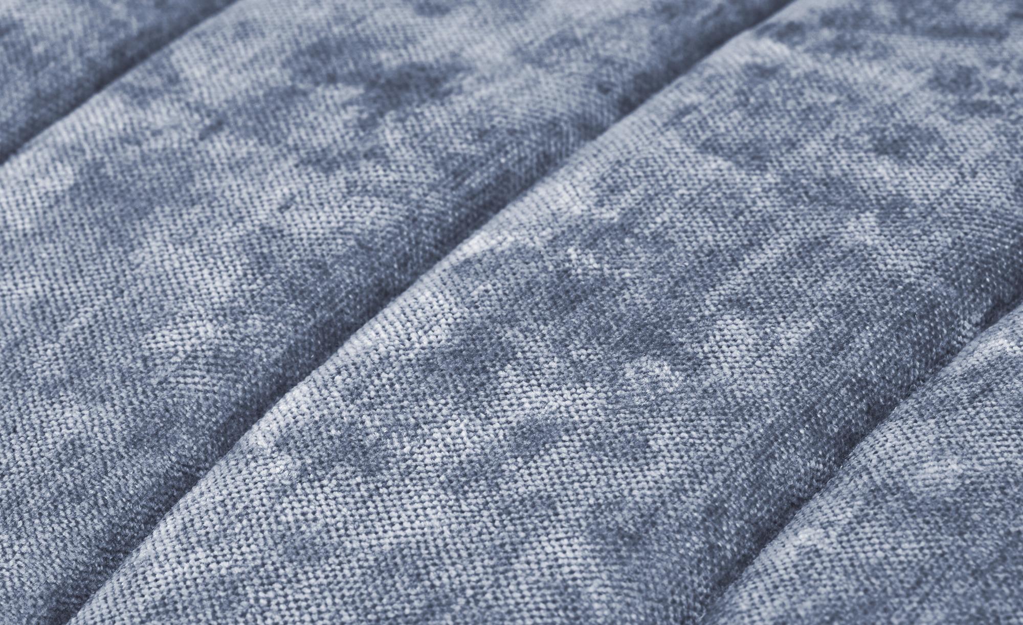 SOHO Sessel  Egeria ¦ blau ¦ Maße (cm): B: 86 H: 80 T: 83 Polstermöbel > Sessel > Polstersessel - Höffner