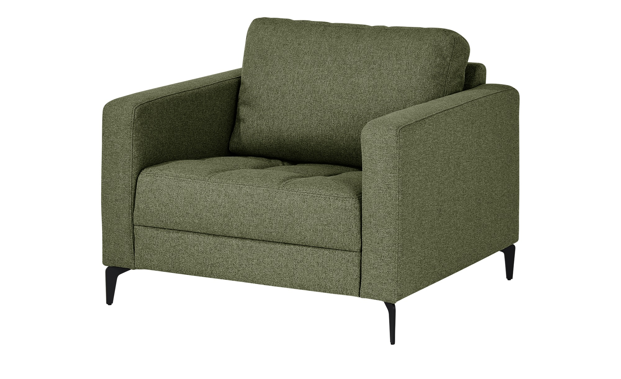 smart Sessel  Gesa ¦ grün ¦ Maße (cm): B: 102 H: 83 T: 91 Polstermöbel > Sessel > Polstersessel - Höffner