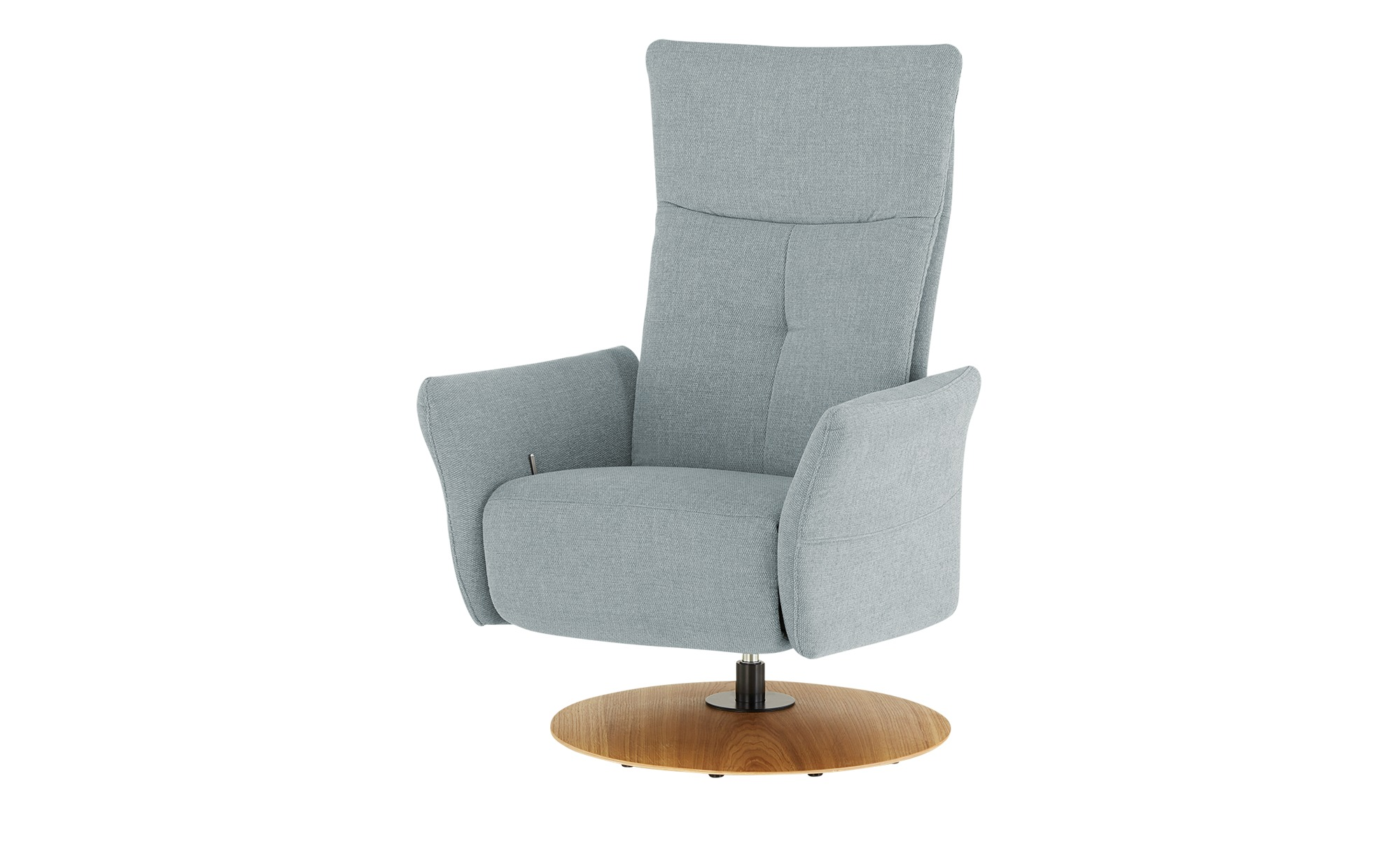 Wohnwert Funktionssessel  Katja ¦ grau ¦ Maße (cm): B: 79 H: 114 T: 80 Polstermöbel > Sessel > Drehsessel - Höffner
