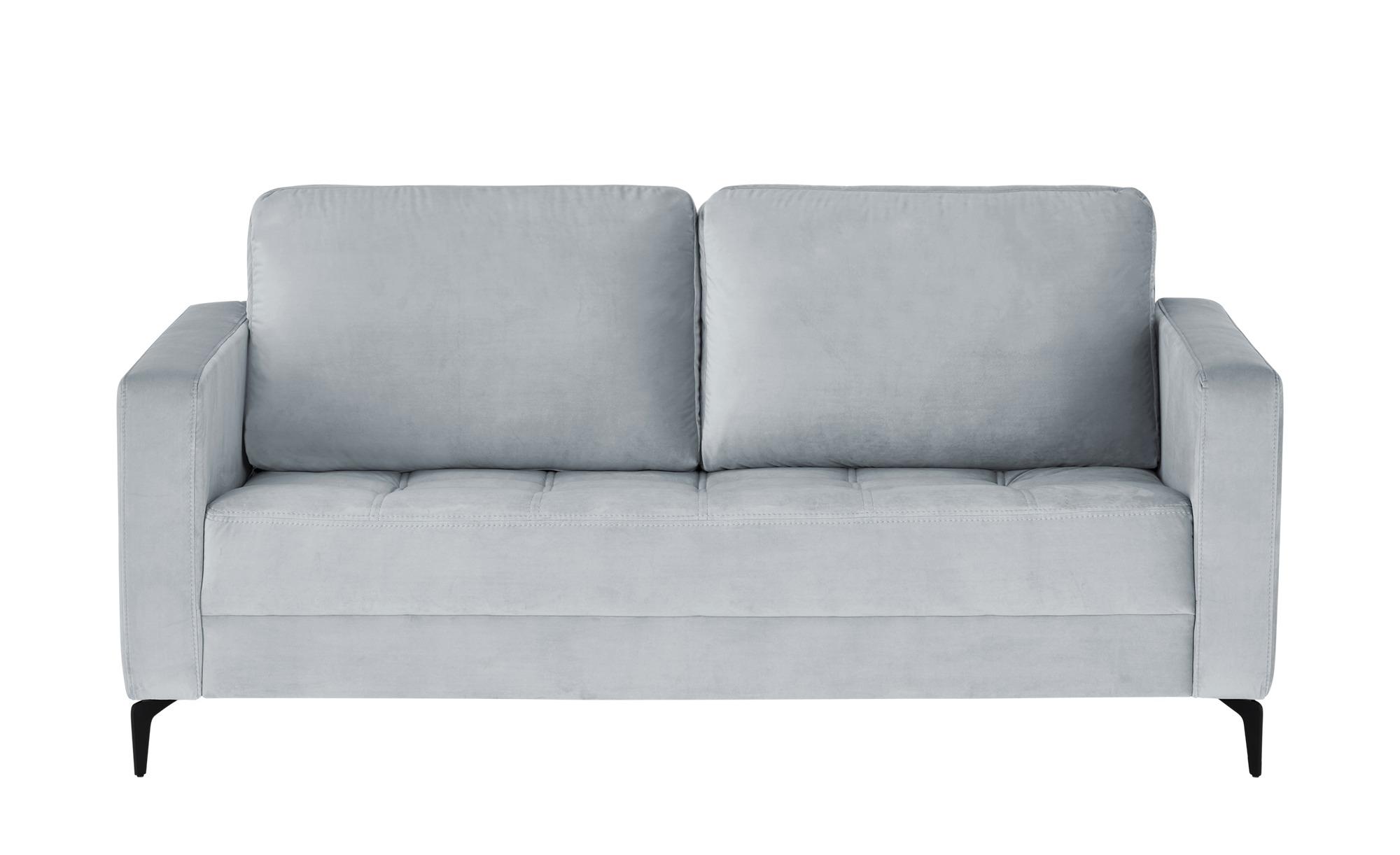 smart Sofa  Gesa ¦ blau ¦ Maße (cm): B: 178 H: 83 T: 91 Polstermöbel > Sofas > 2-Sitzer - Höffner