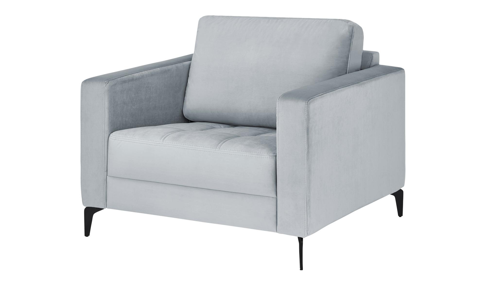 smart Sessel  Gesa ¦ blau ¦ Maße (cm): B: 102 H: 83 T: 91 Polstermöbel > Sessel > Polstersessel - Höffner