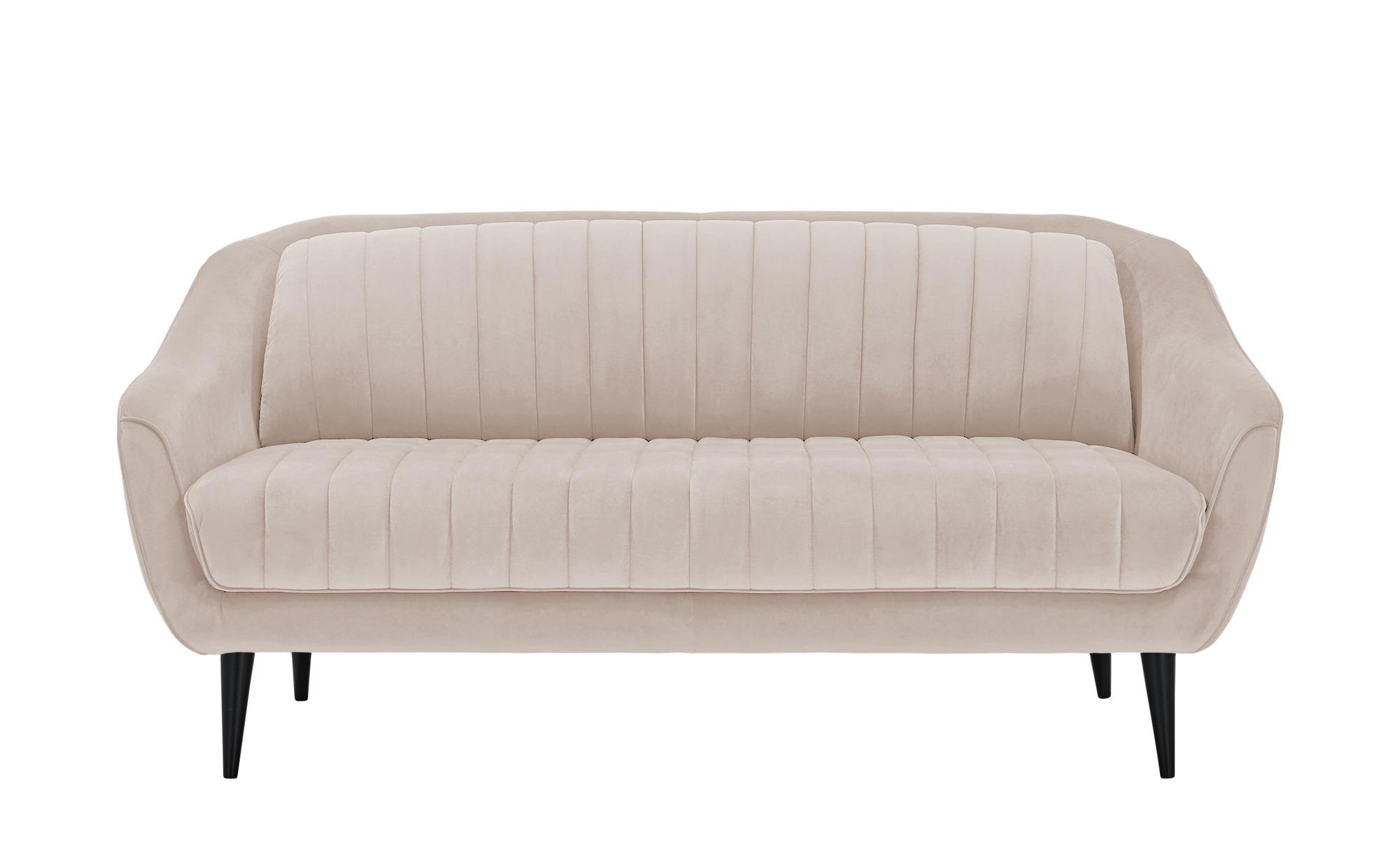 Sofa  Sophia ¦ rosa/pink ¦ Maße (cm): B: 190 H: 83 T: 90 Polstermöbel > Sofas > Einzelsofas - Höffner